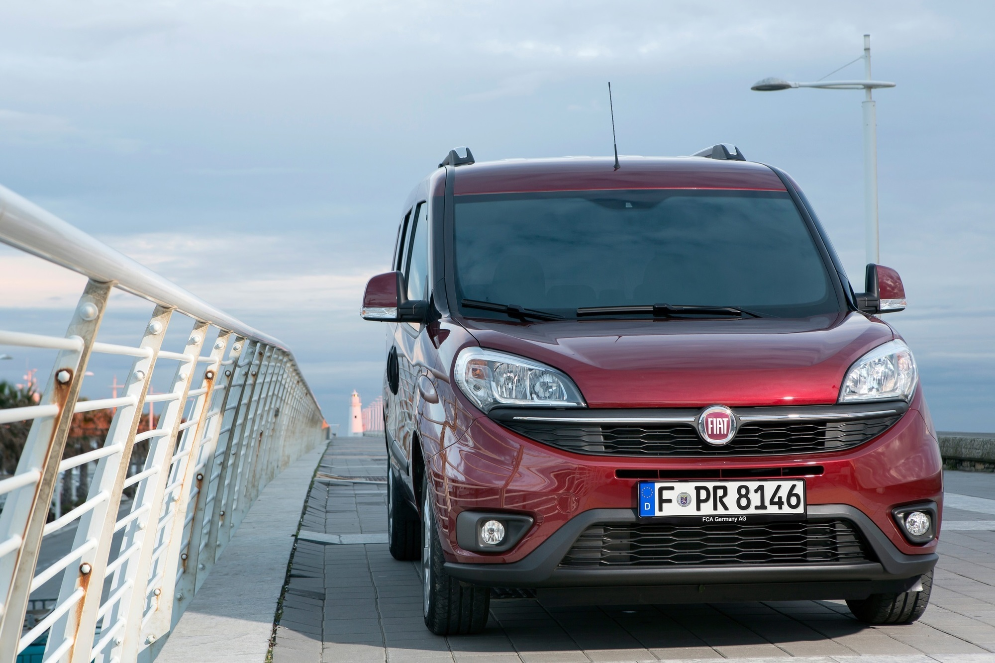 Fahrbericht: Fiat Doblo - Frischekur für die Familienkutsche
