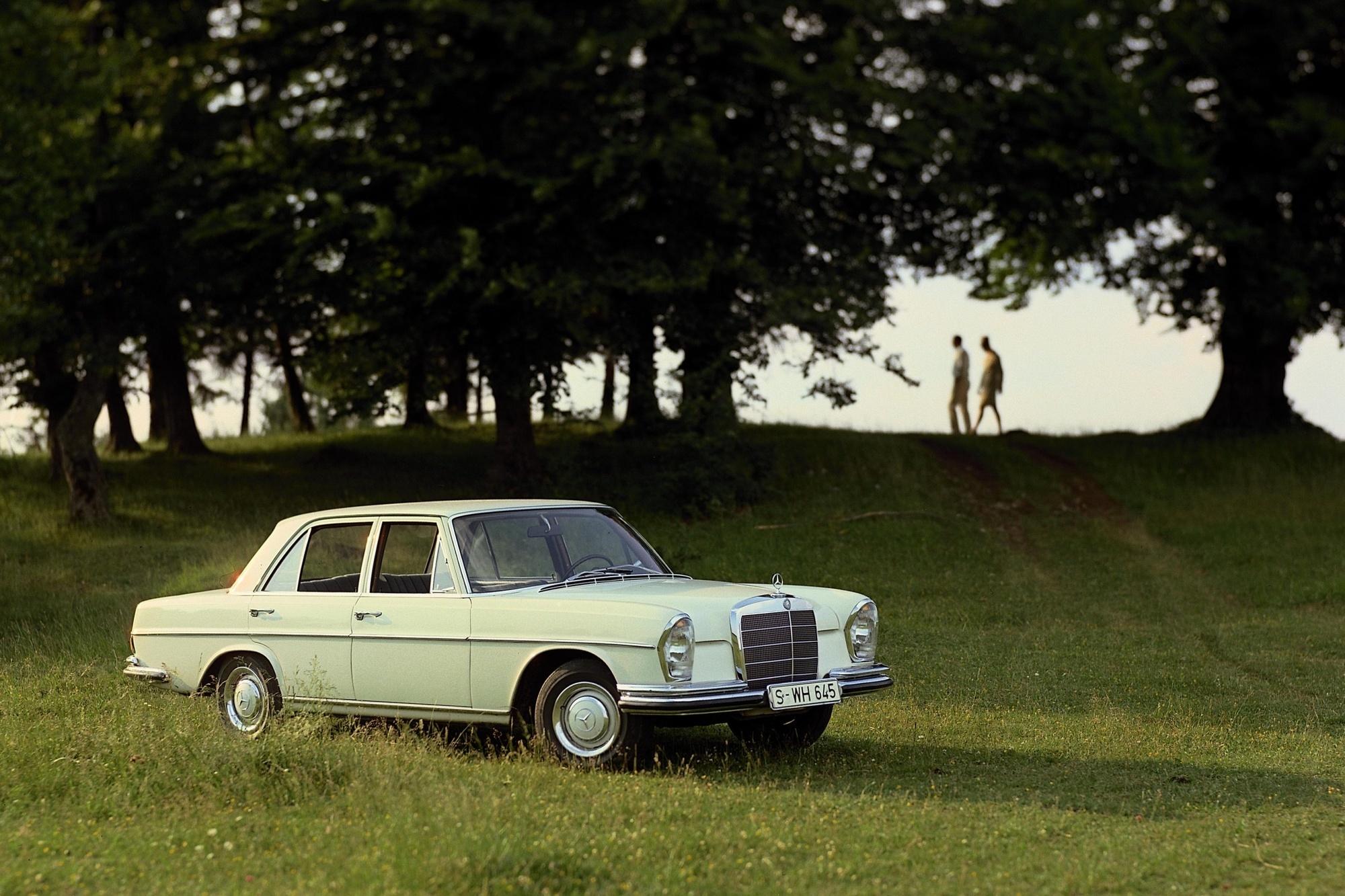Tradition: 50 Jahre Mercedes-Benz 250 S bis 300 SEL 6.3 (W 108/109) - Klassische Formen für kultivierte Menschen