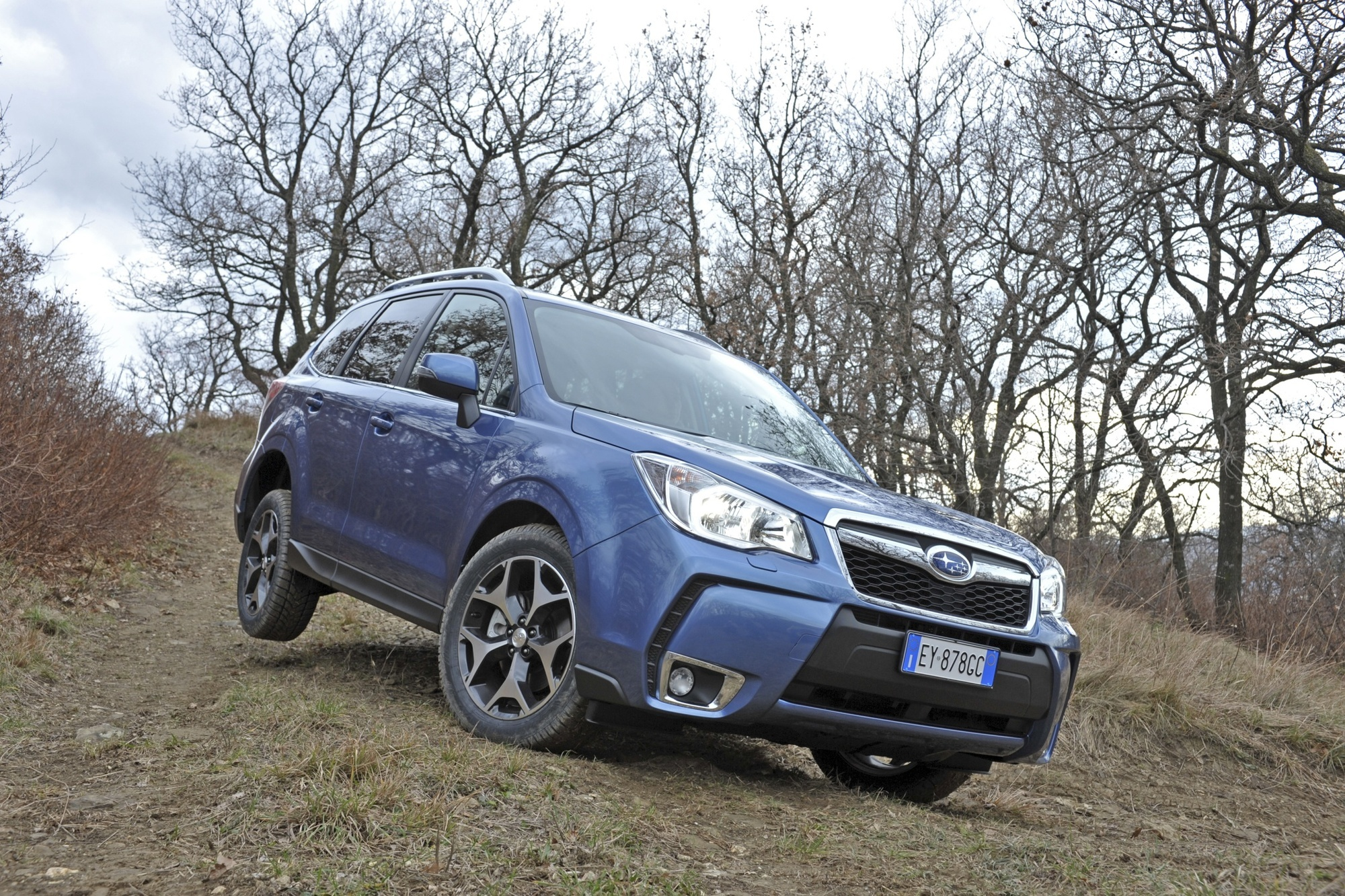 Fahrbericht: Subaru Forester 2.0 D Automatik - Waldläufer an der Laschenkette