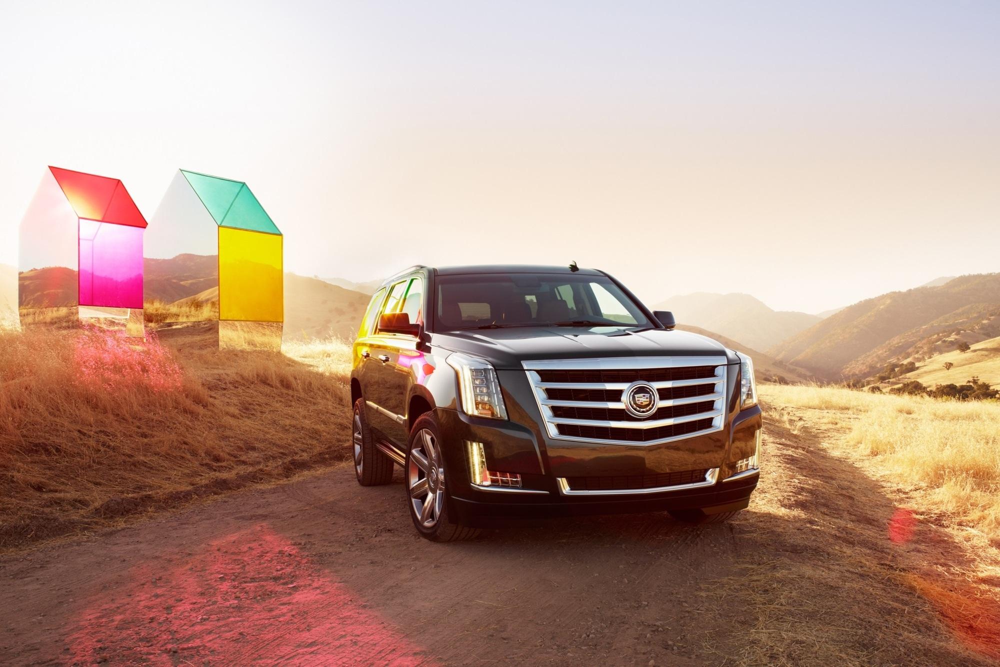 Fahrbericht: Cadillac Escalade - Ist der dick, Mann!
