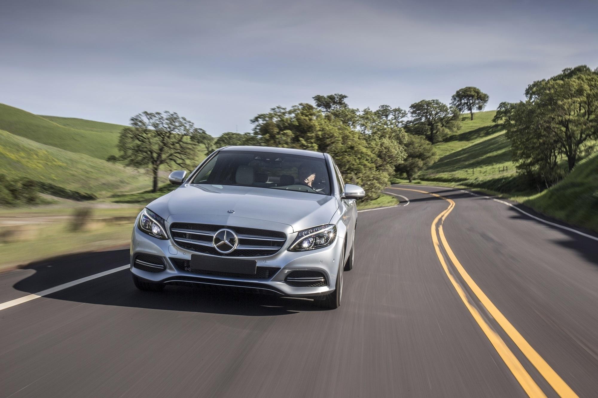 Fahrbericht: Mercedes C 350e mit Plug-In-Hybrid  - C-Klasse mit hohem IQ