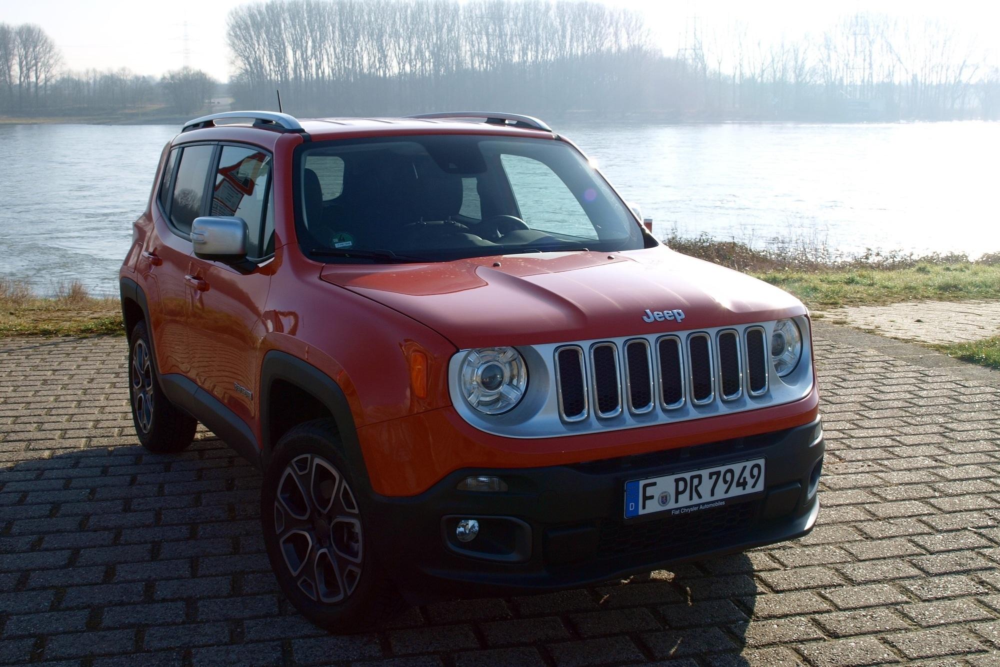 Test: Jeep Renegade - Der krempelt die Ärmel auf