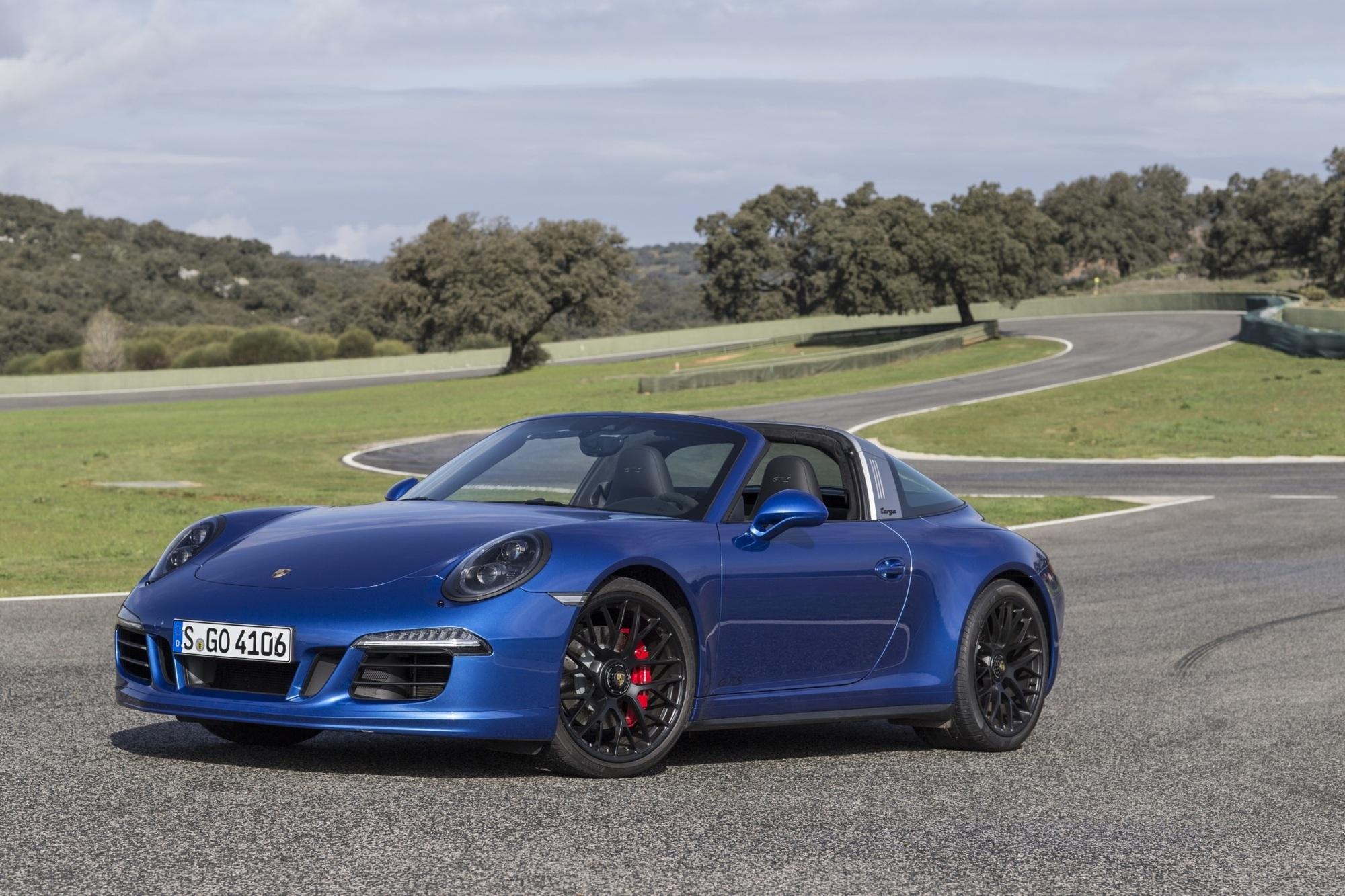 Fahrbericht: Porsche 911 Targa 4 GTS - Ein Stück Himmel mit mehr PS