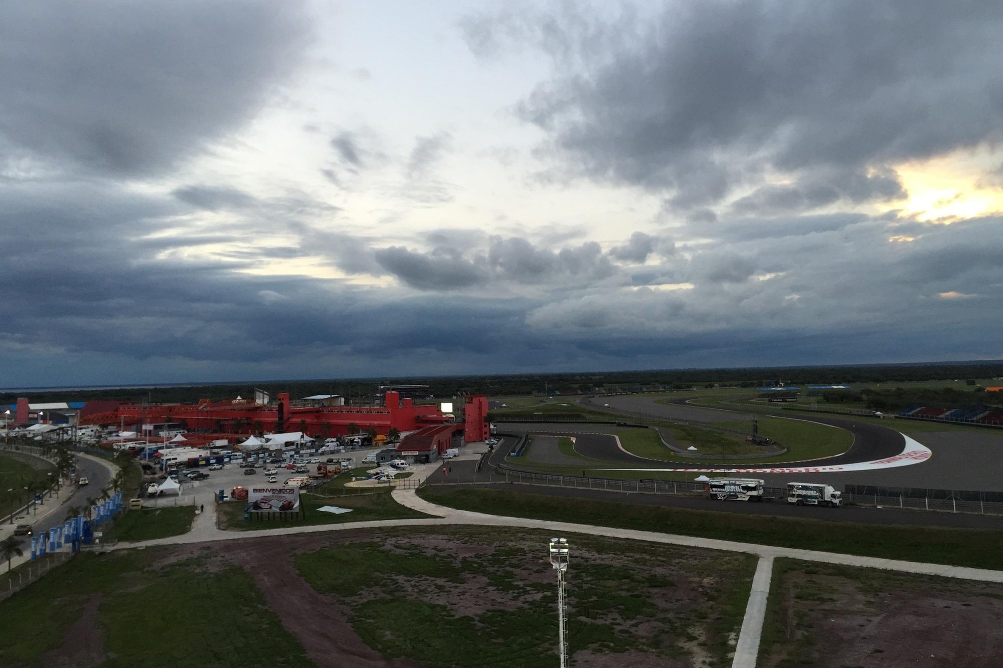 Panorama: Motorsport zum Anfassen - Pechito träumt von der Nordschleife