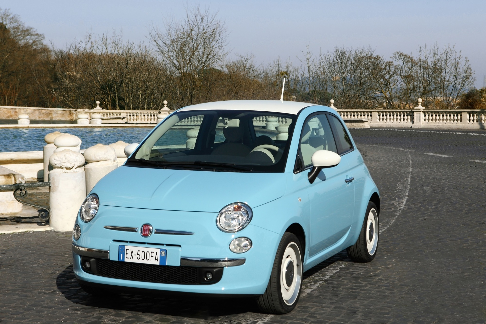 Fiat 500 Vintage ´57 - Ciao, bello