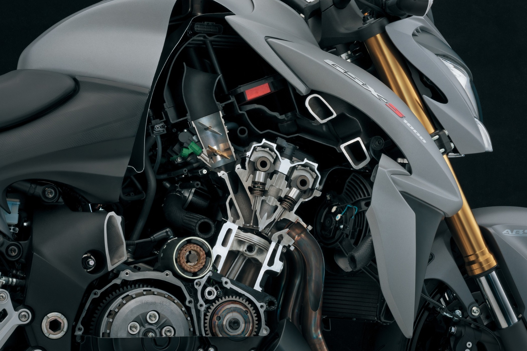 Suzuki verlängert Wartungsintervalle - Doppelt so weit auf zwei Rädern
