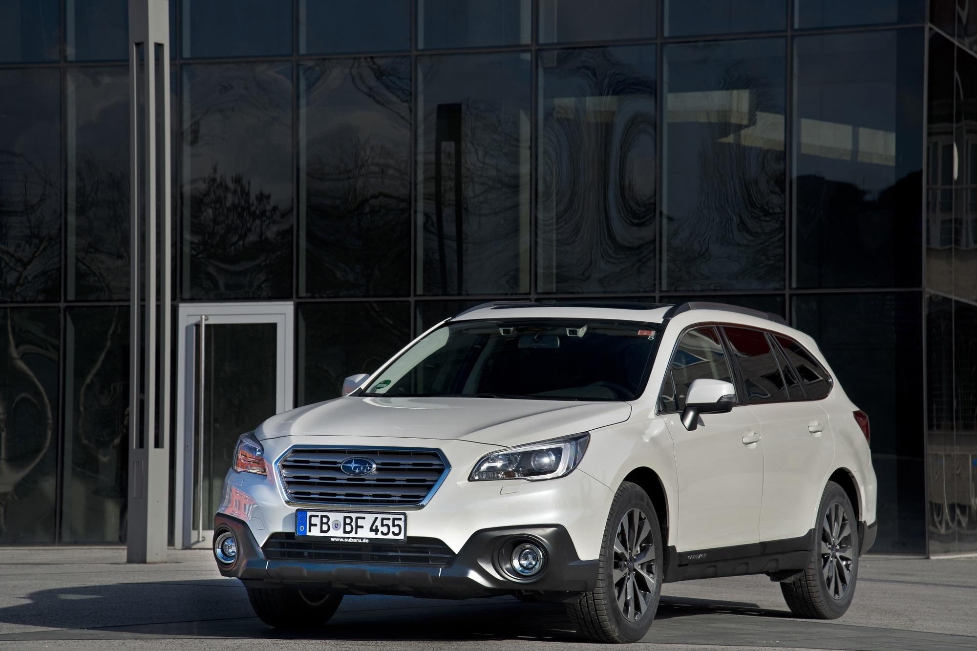 Fahrbericht: Subaru Outback - Souveräner Individualismus