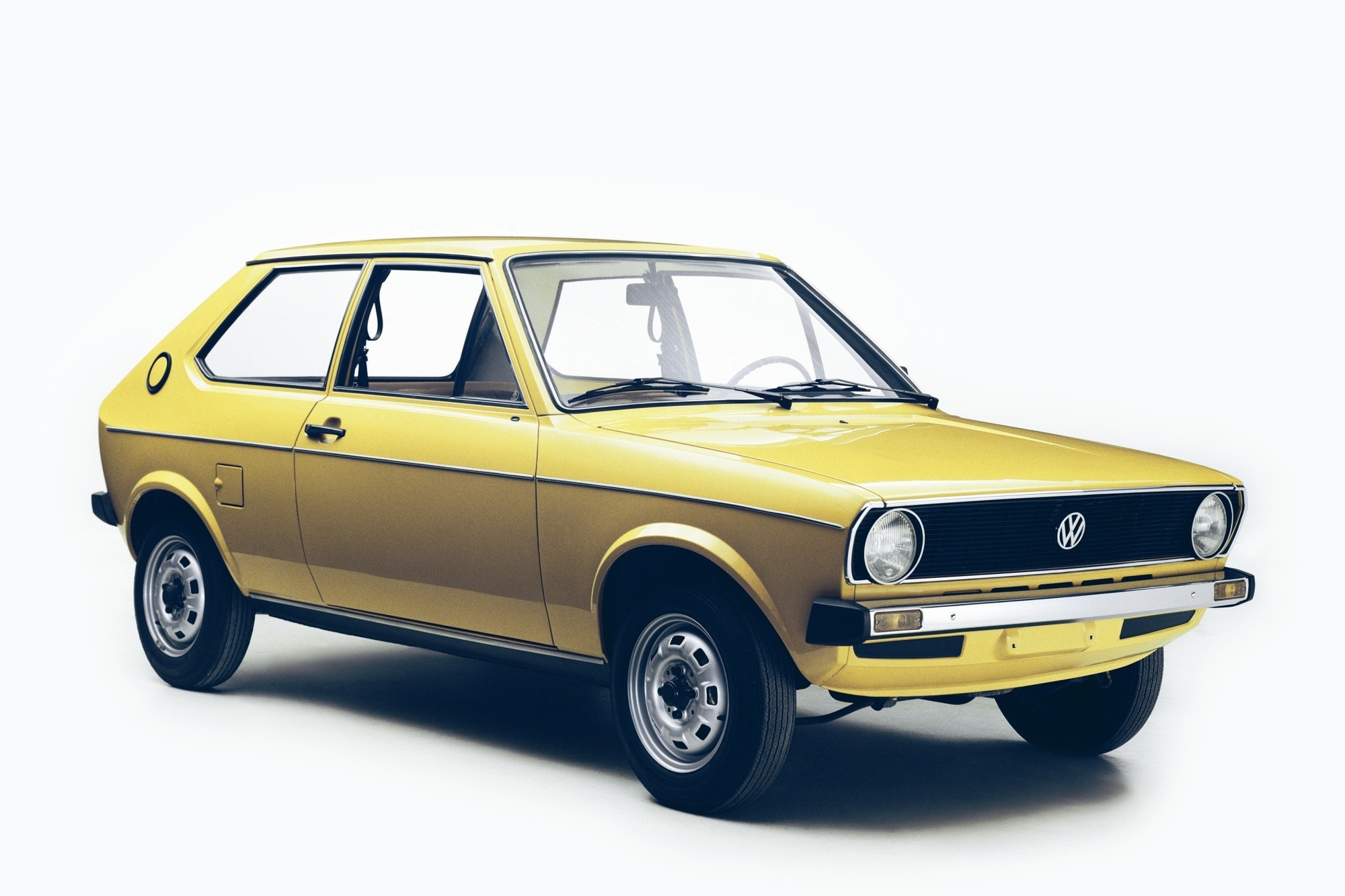 Tradition: 40 Jahre Volkswagen Polo (Typ 86/A01) - Vom Brudermörder zum Bestseller