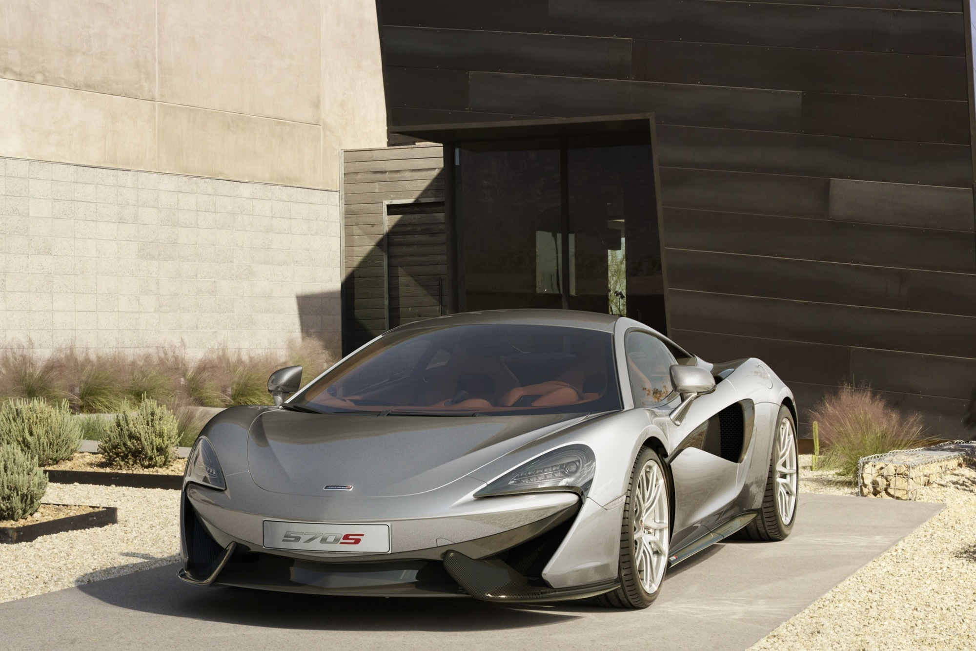McLaren 570S Coupé - Kraftvoller Einstieg