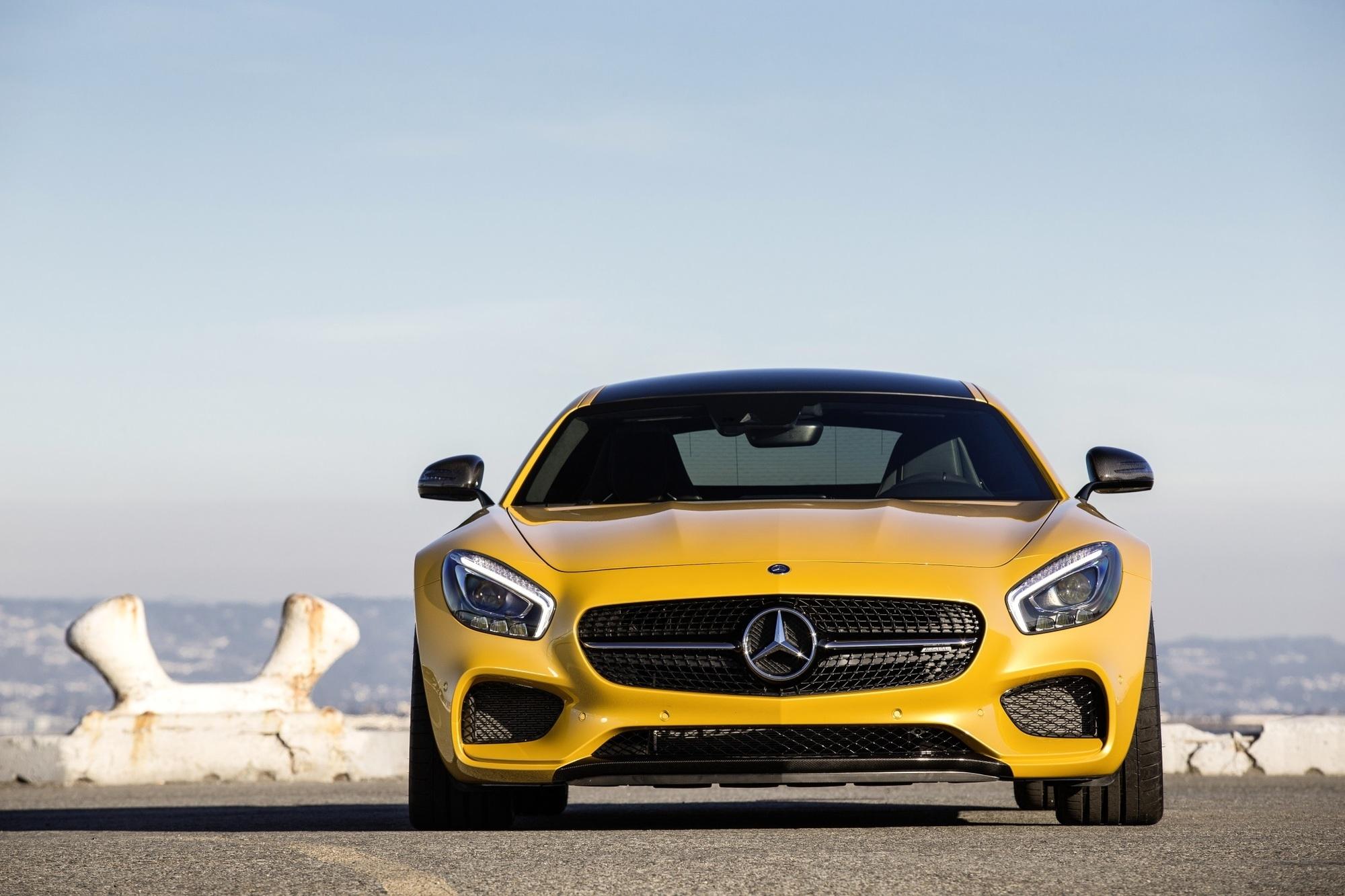 Neue Mercedes-AMG-Modelle  - Kleiner Bruder für den GT