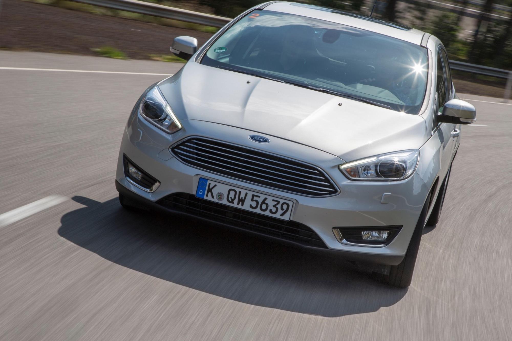 Test: Ford Focus - Besser als der Golf – in einer Hinsicht