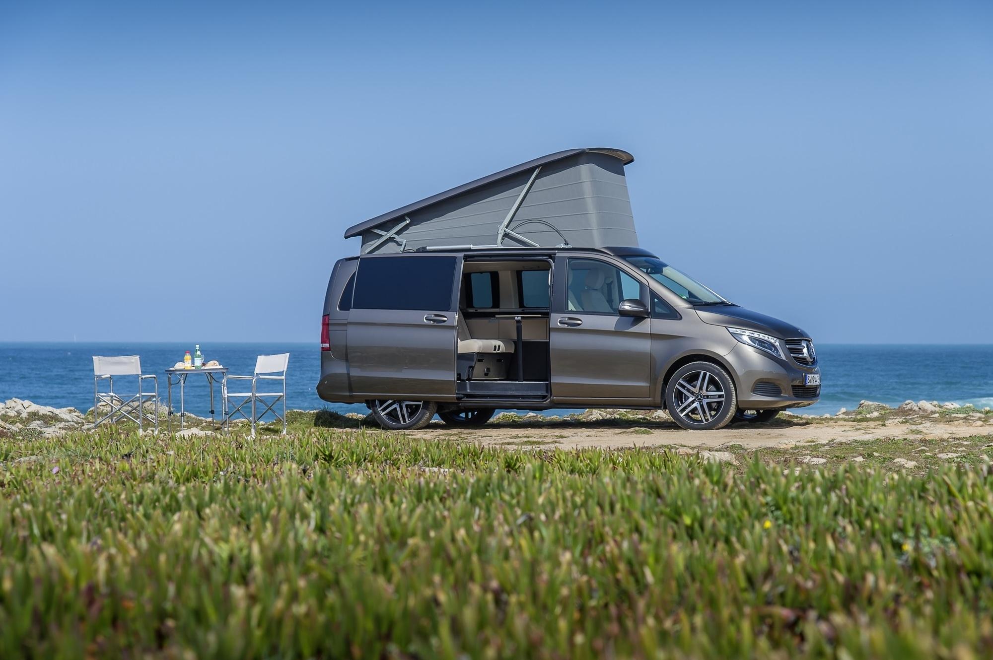 Fahrbericht: Mercedes Marco Polo - Reise-Freiheit