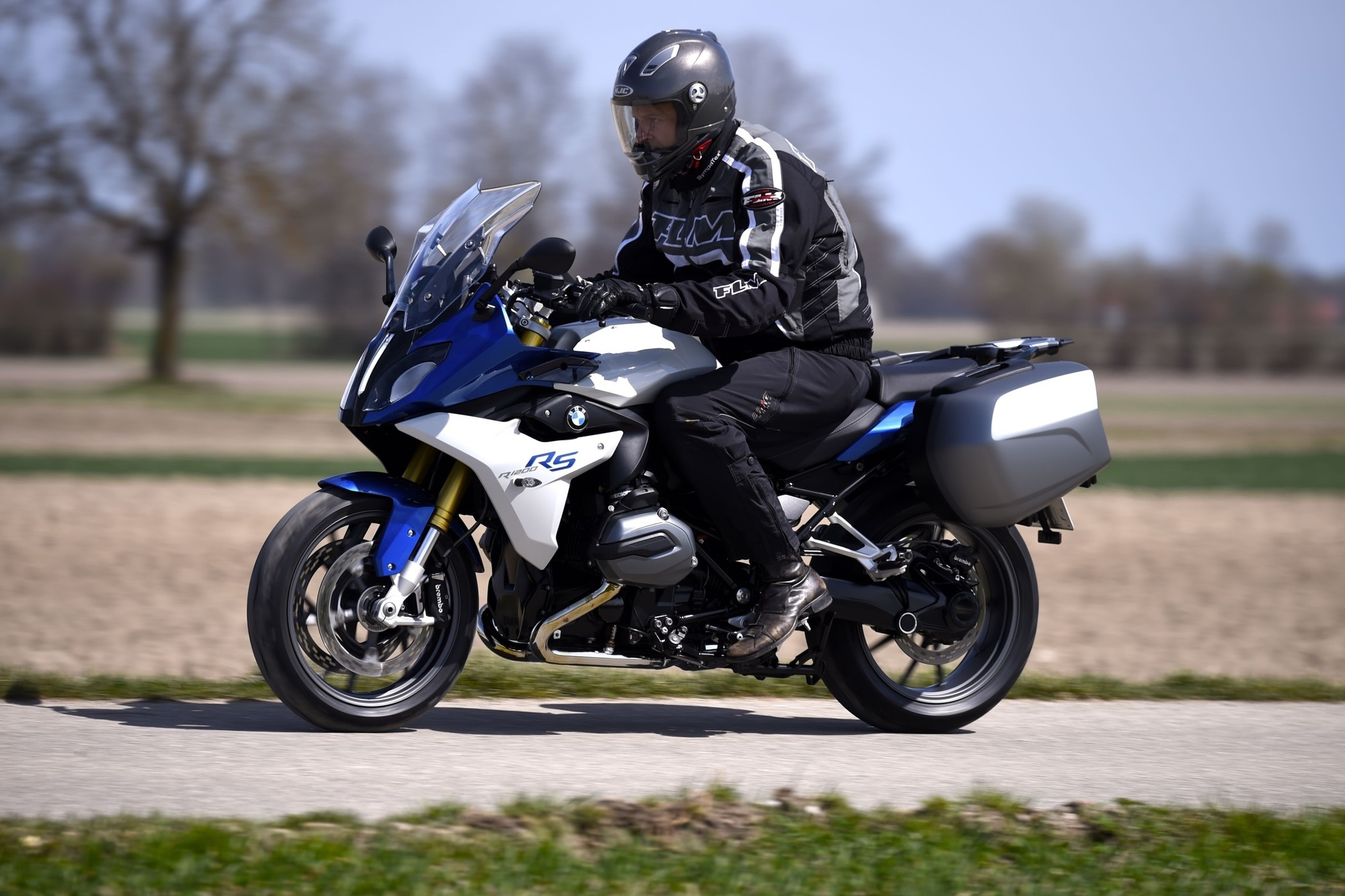 Fahrbericht BMW R 1200 RS - GT auf zwei Rädern heißt RS