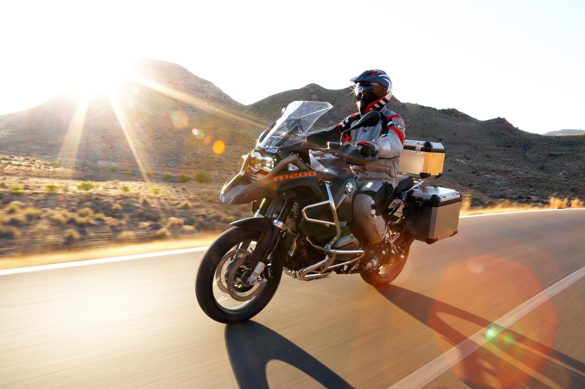 Zweiradmarkt weiter im Aufwind - Attraktivität des Motorrads steigt