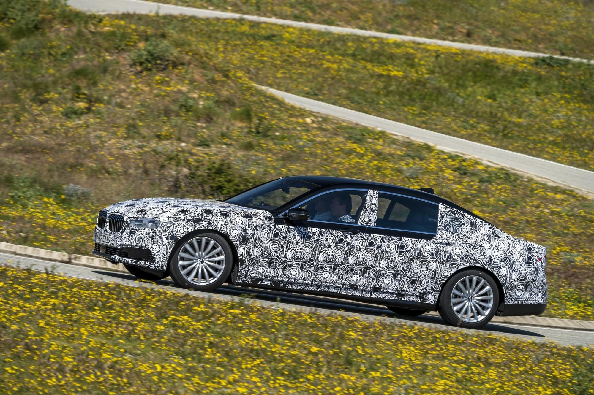 Neuer BMW 7er - Deutlich abgespeckt