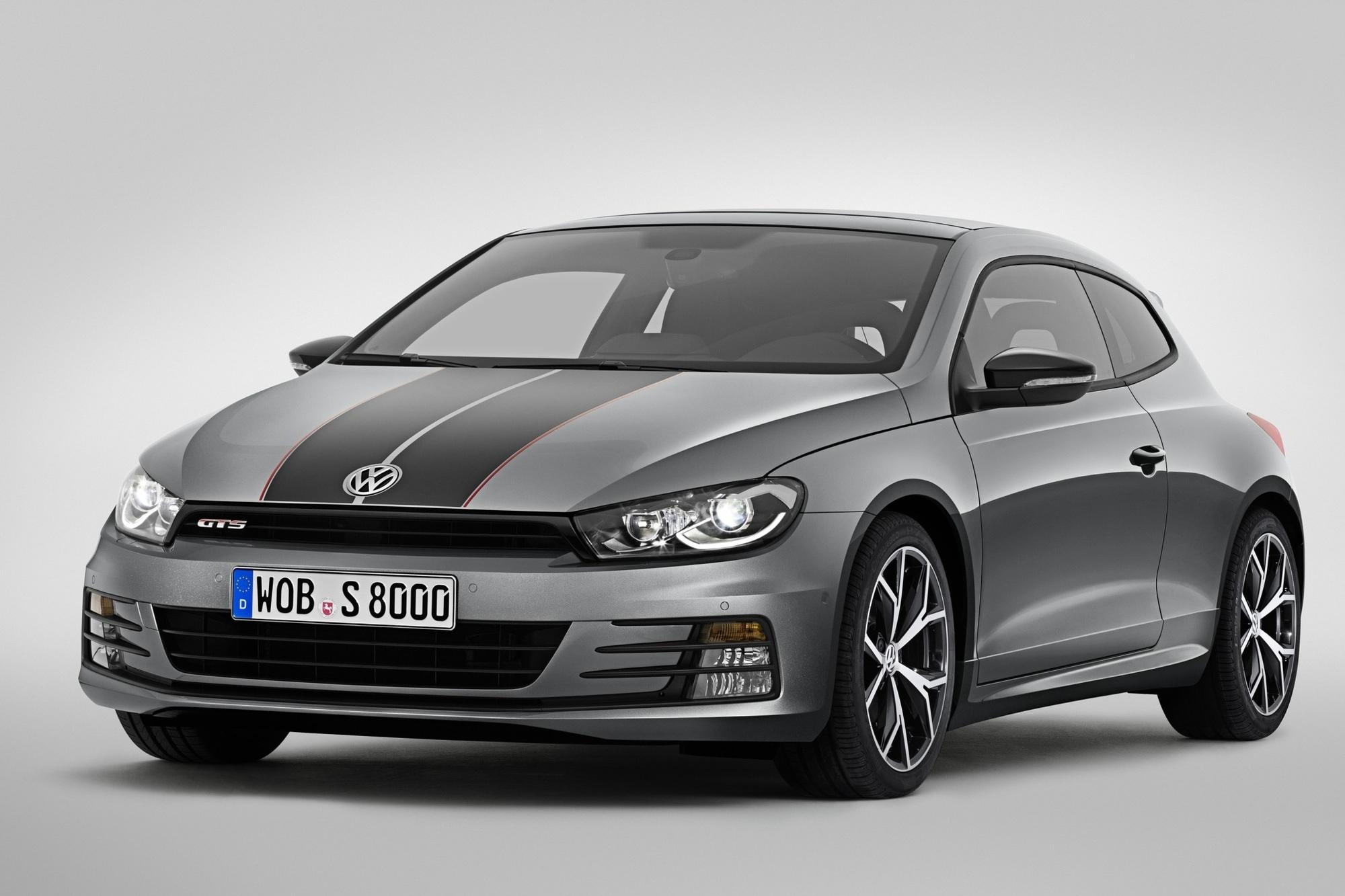 VW Scirocco - Der GTS ist wieder da