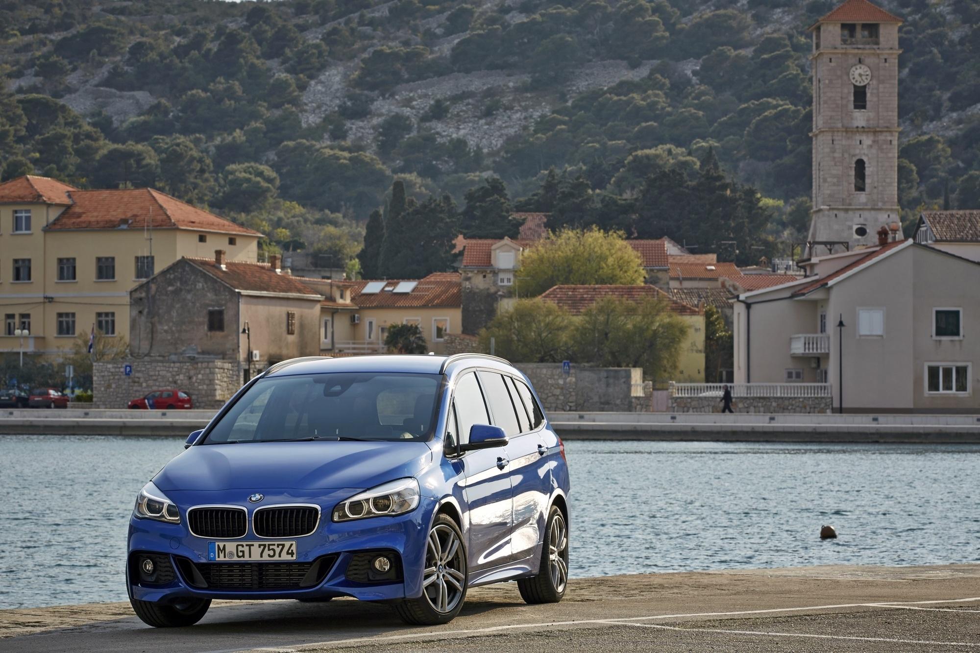 BMW 2er Gran Tourer Allrad - Ein Zweier für Sieben