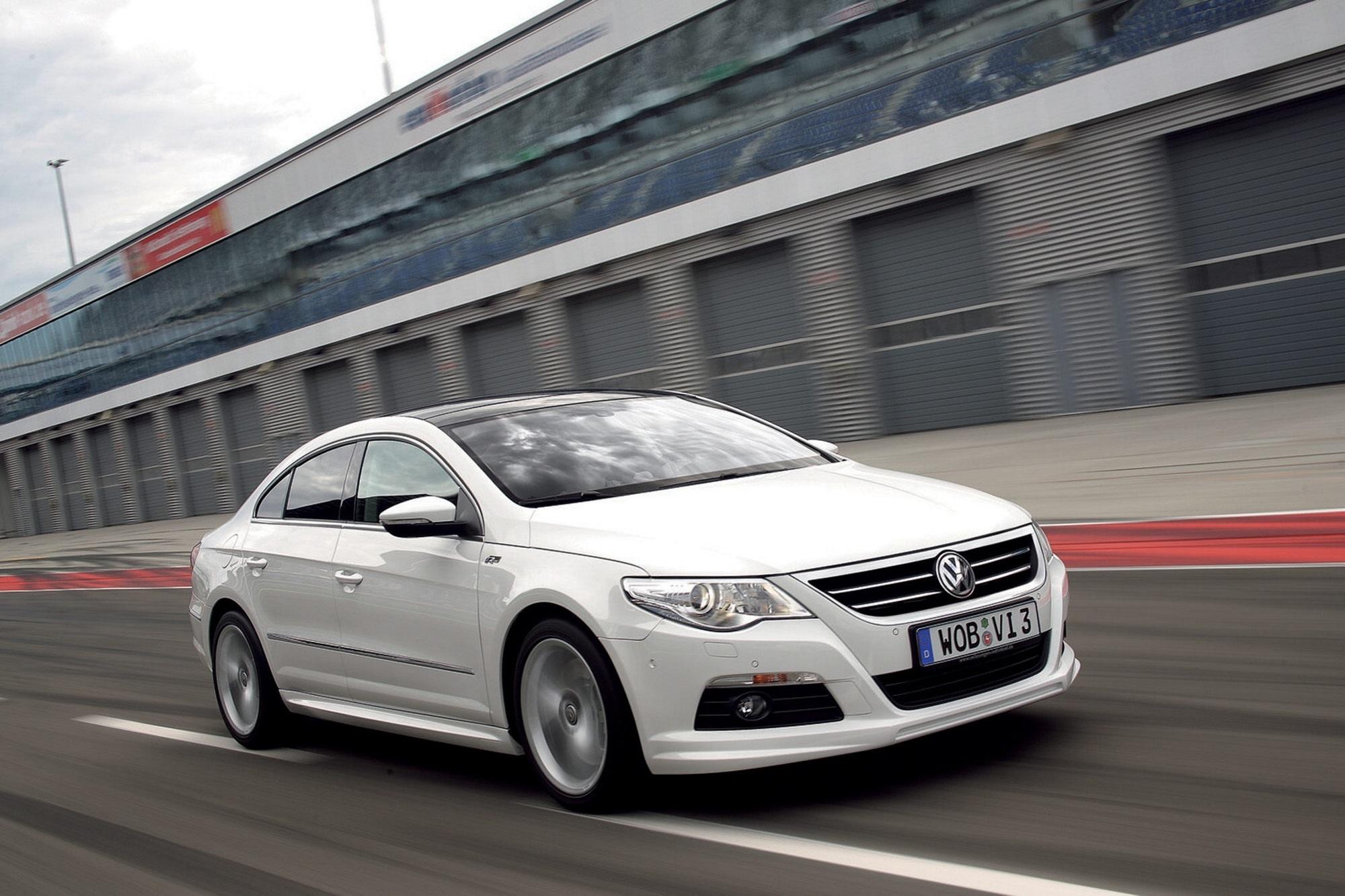 Gebrauchtwagen-Check: VW Passat CC - Der schickere Dienstwagen