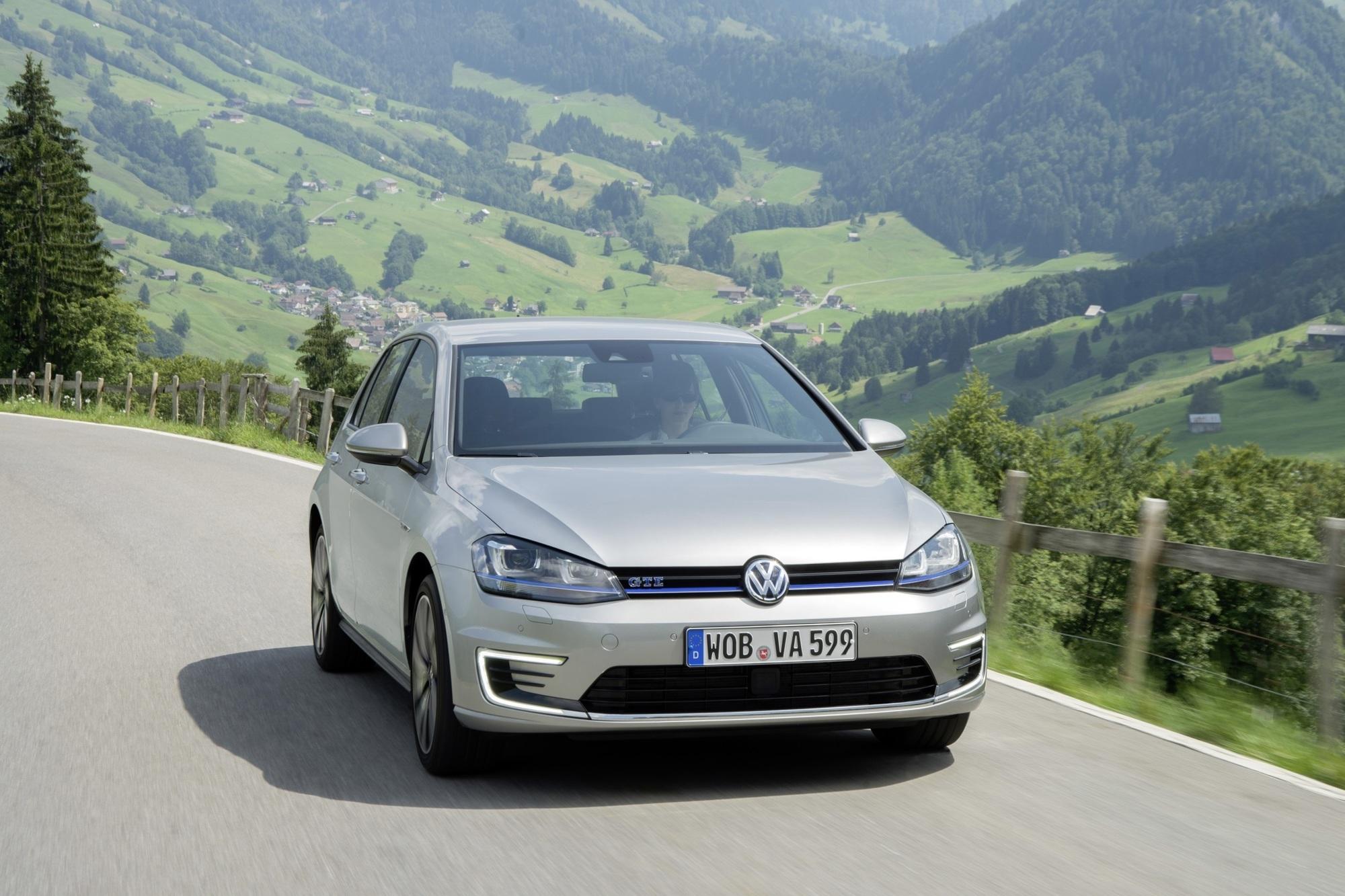 Test: VW Golf GTE - Der GTI unter den E-Mobilen
