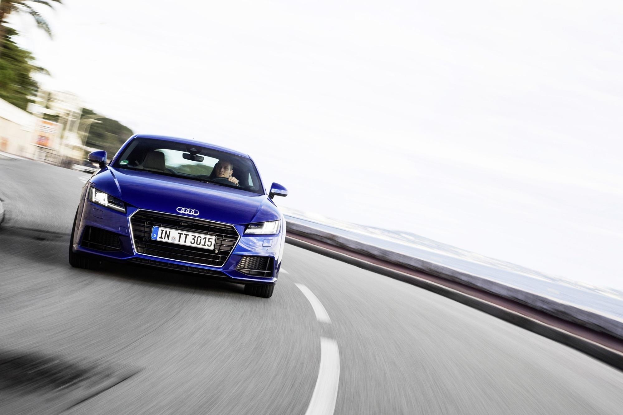 Audi TT - Neuer Basisbenziner
