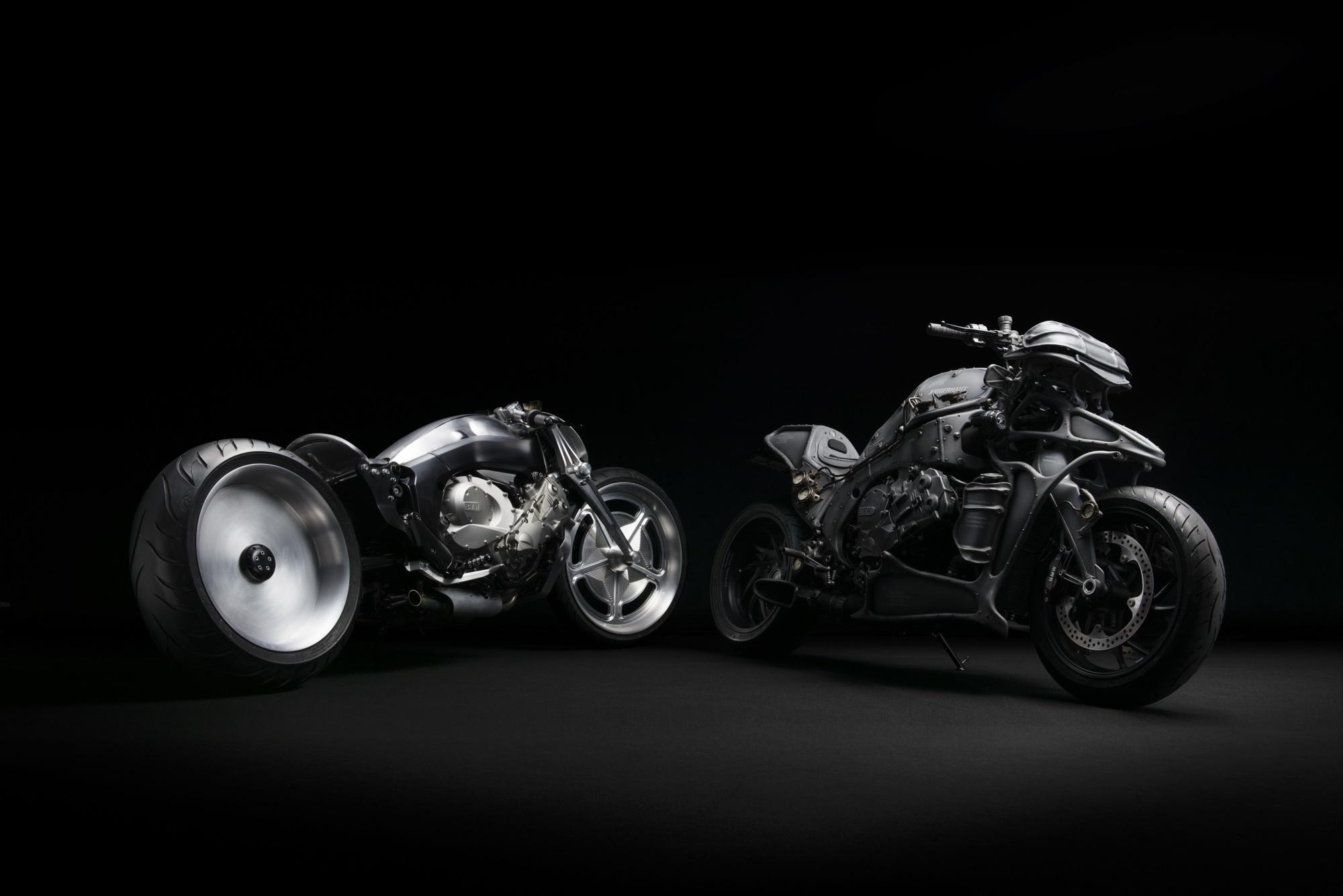 BMW-Motorrad-Tuning - Mad Max mit zwölf Zylindern