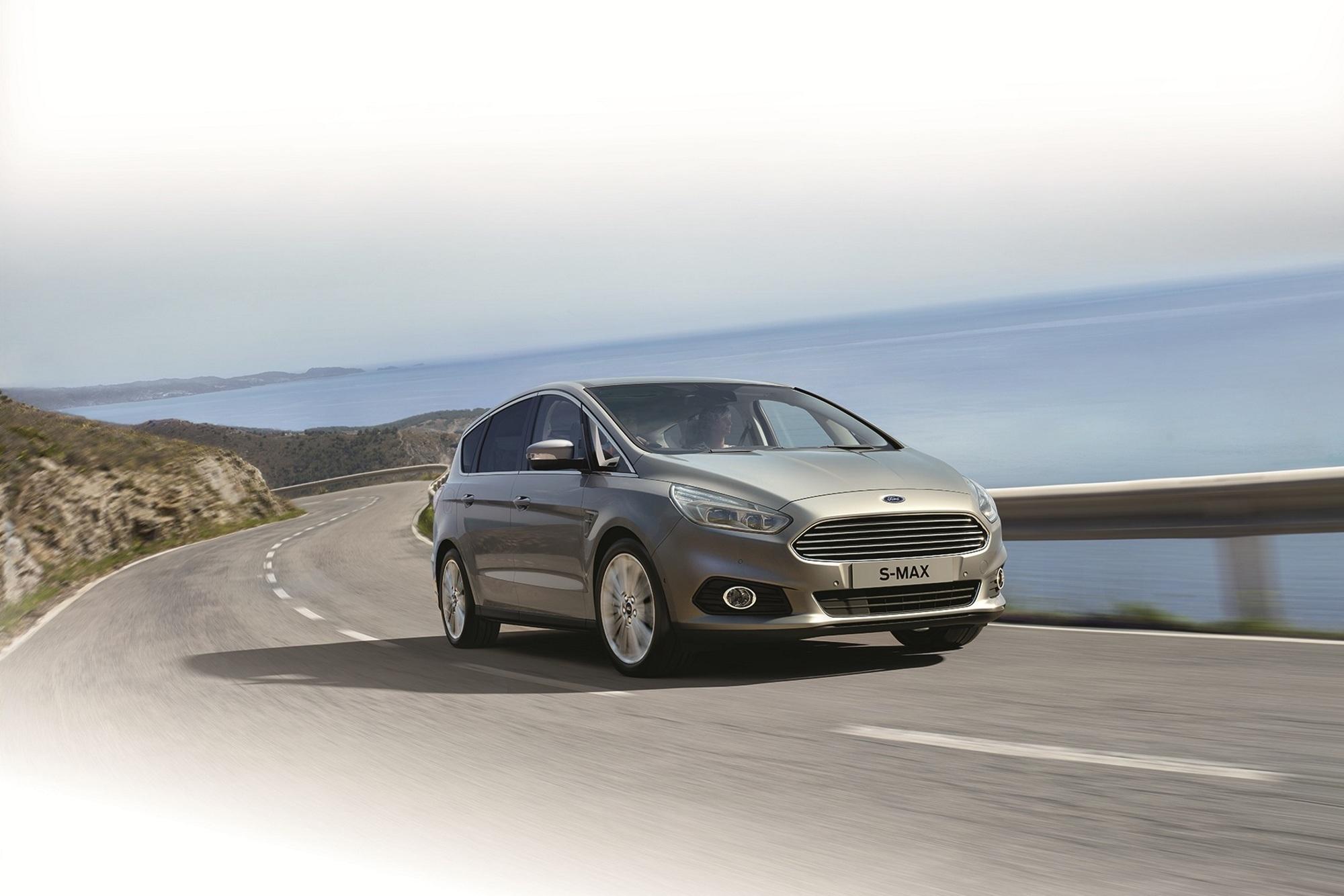 Fahrbericht: Ford S-Max - Gut statt sportlich