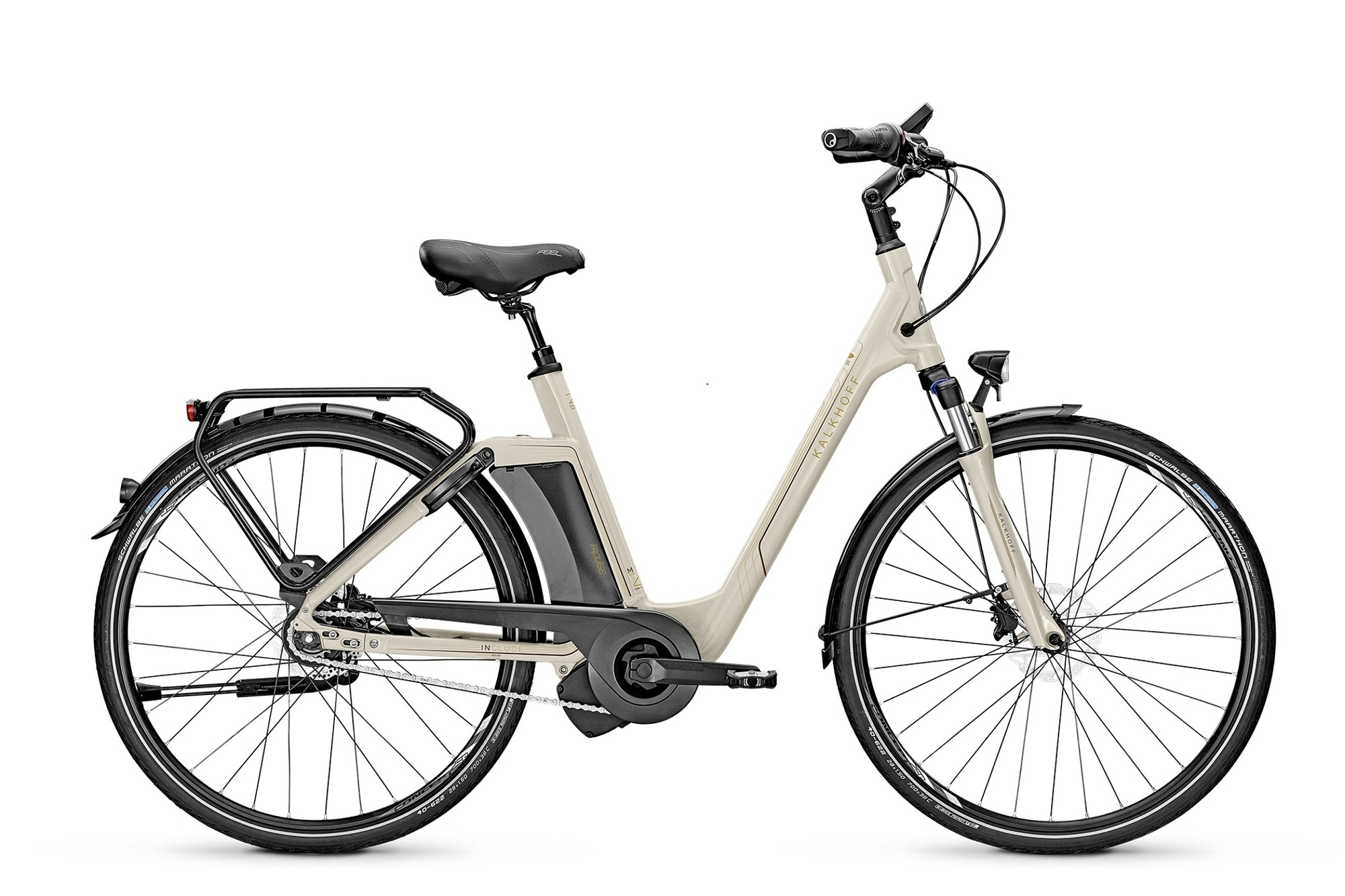 Neue E-Bikes - Bis zu 200 Kilometer stromern