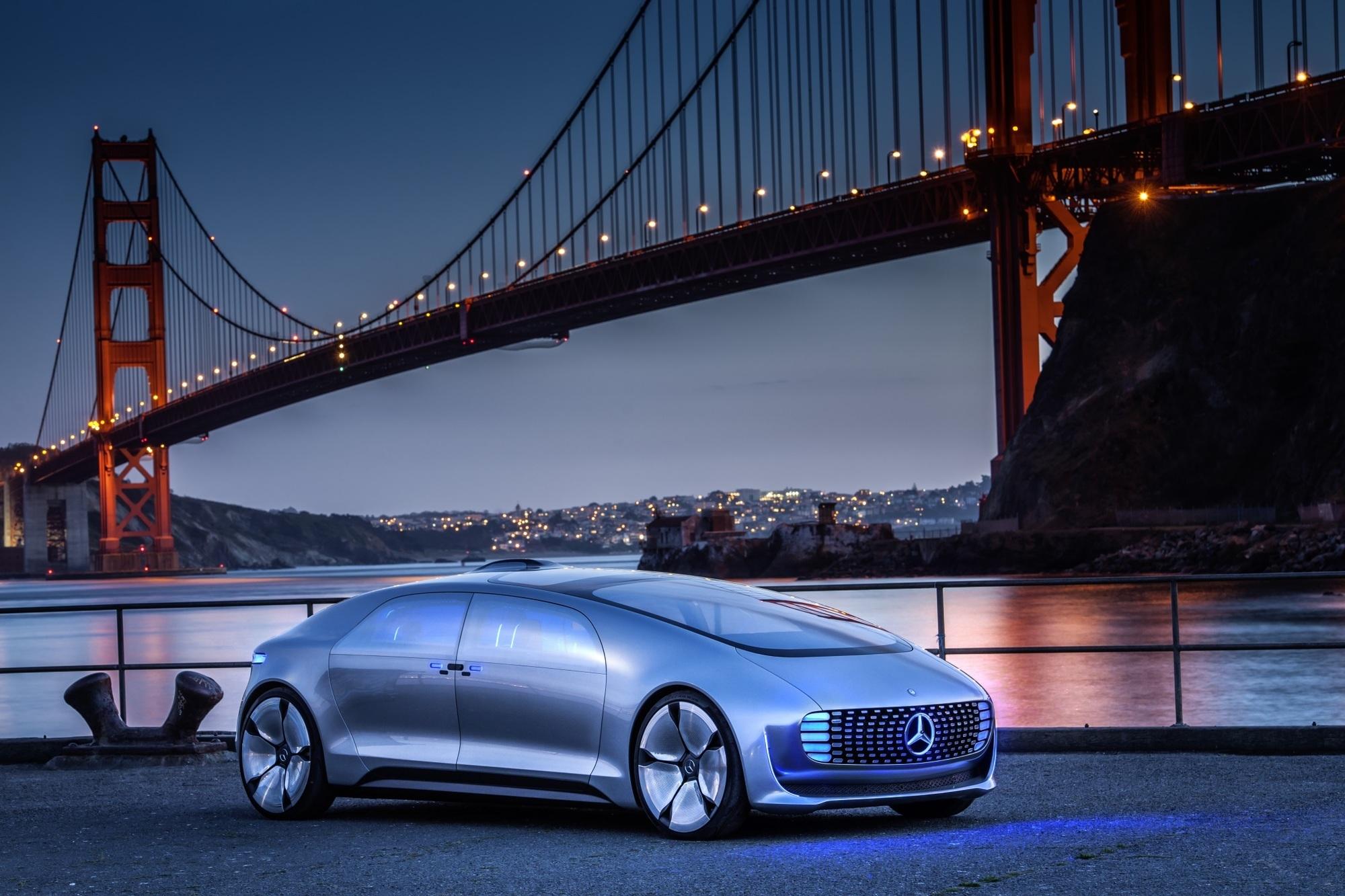 Daimler stellt erste Studie zum autonomen Fahren vor - Alles wird anders