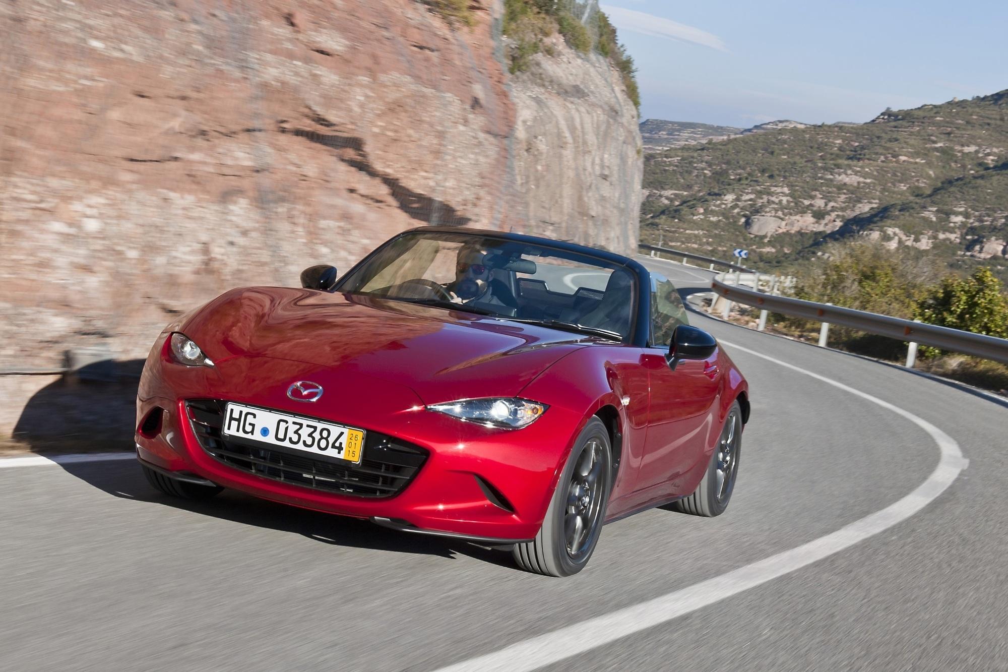 Mazda MX-5 - Zwei Sitze für Sommer-Gefühle