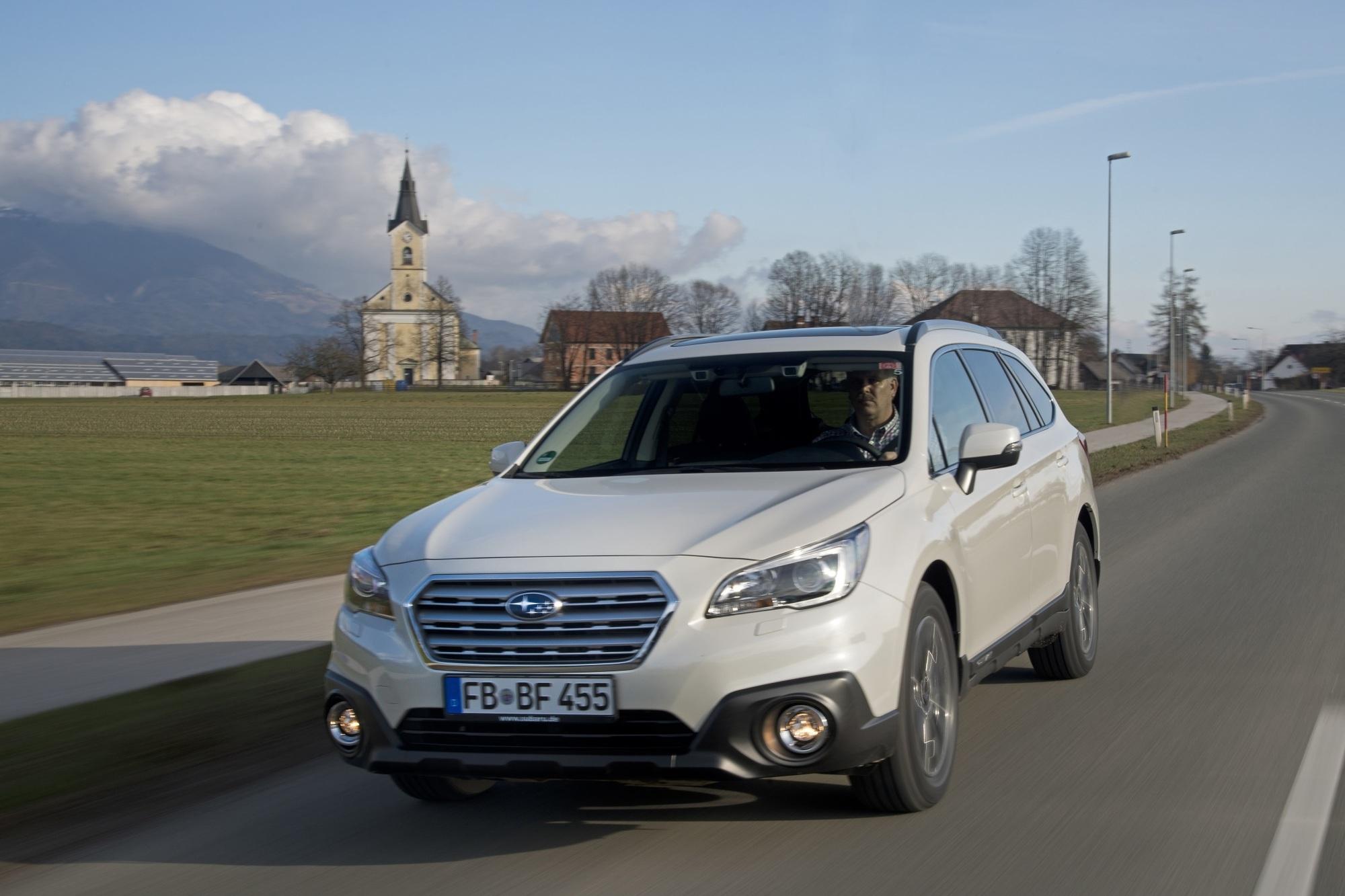Test: Subaru Outback - Gut Ding braucht Weile