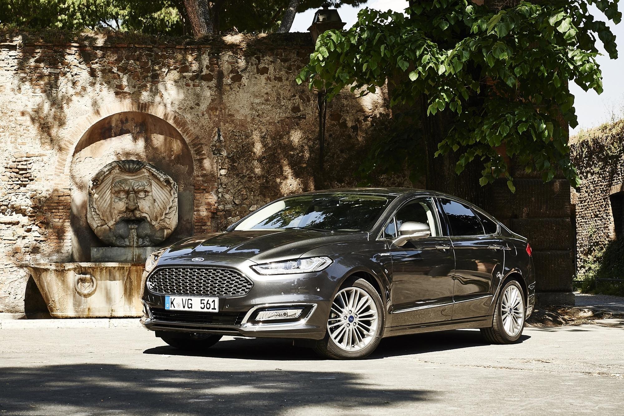 Fahrbericht: Ford Mondeo Vignale - In der Ruhe liegt die Kraft