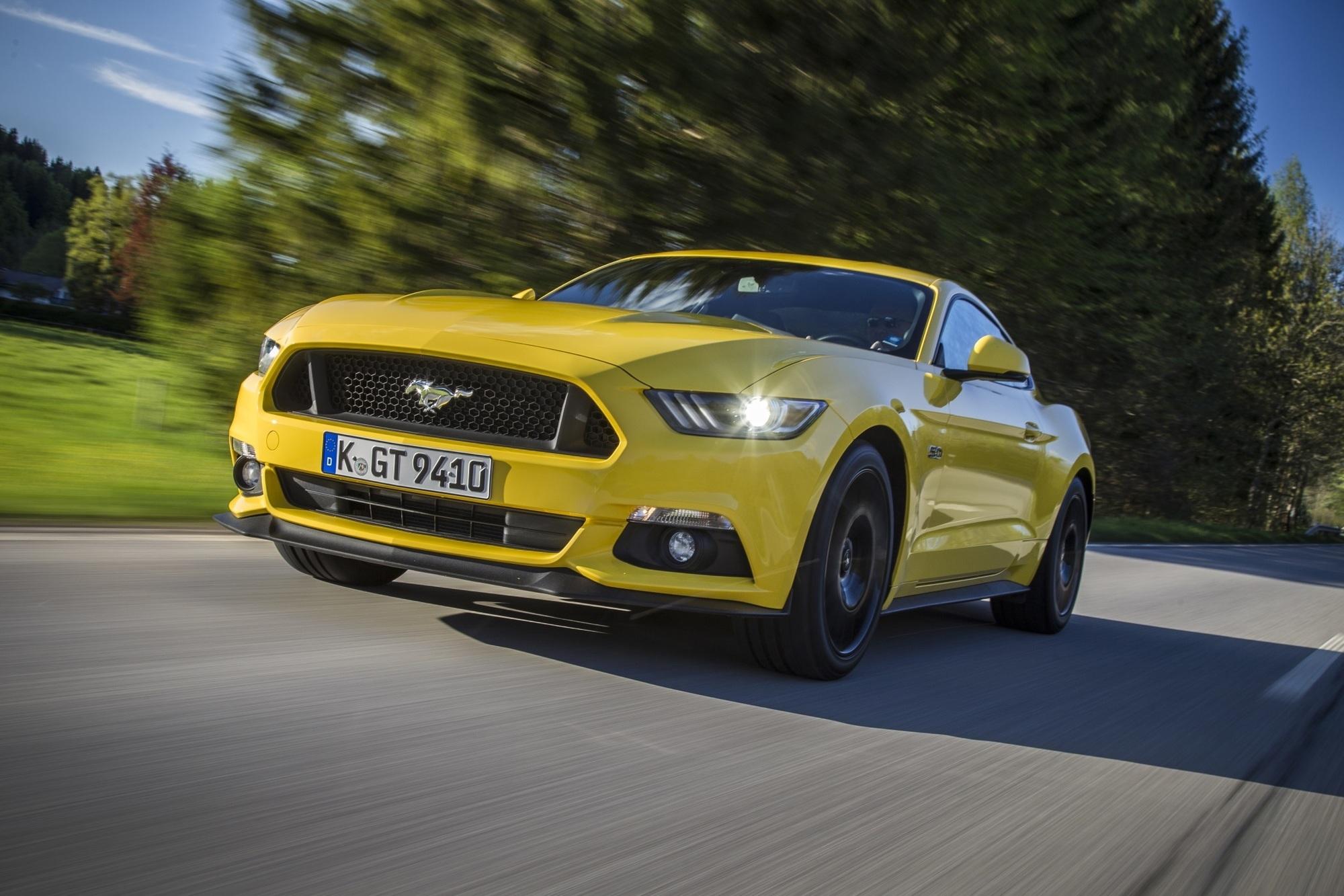 Fahrbericht: Ford Mustang - Der Ritt nach Europa