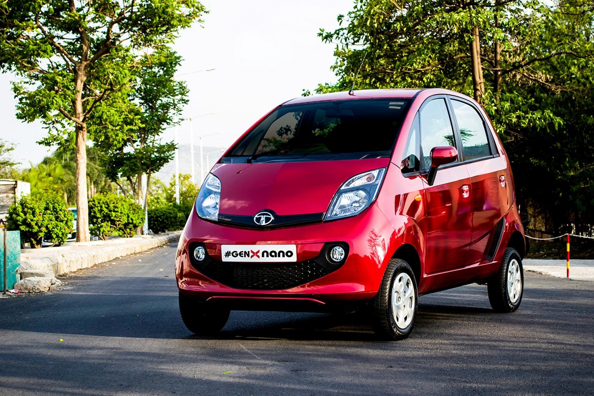 Tata GenX Nano - Zweiter Anlauf für das Billigauto