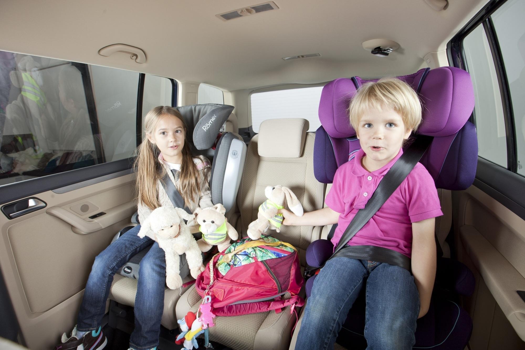 Umfrage unter Eltern - Kinder kriegen, Auto kaufen