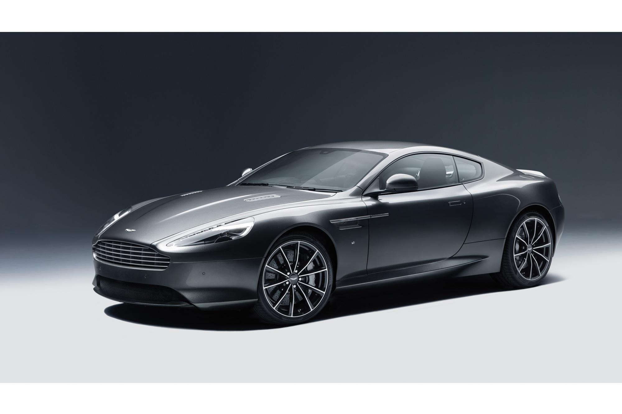 Aston Martin DB9 GT - Das Beste zum Schluss