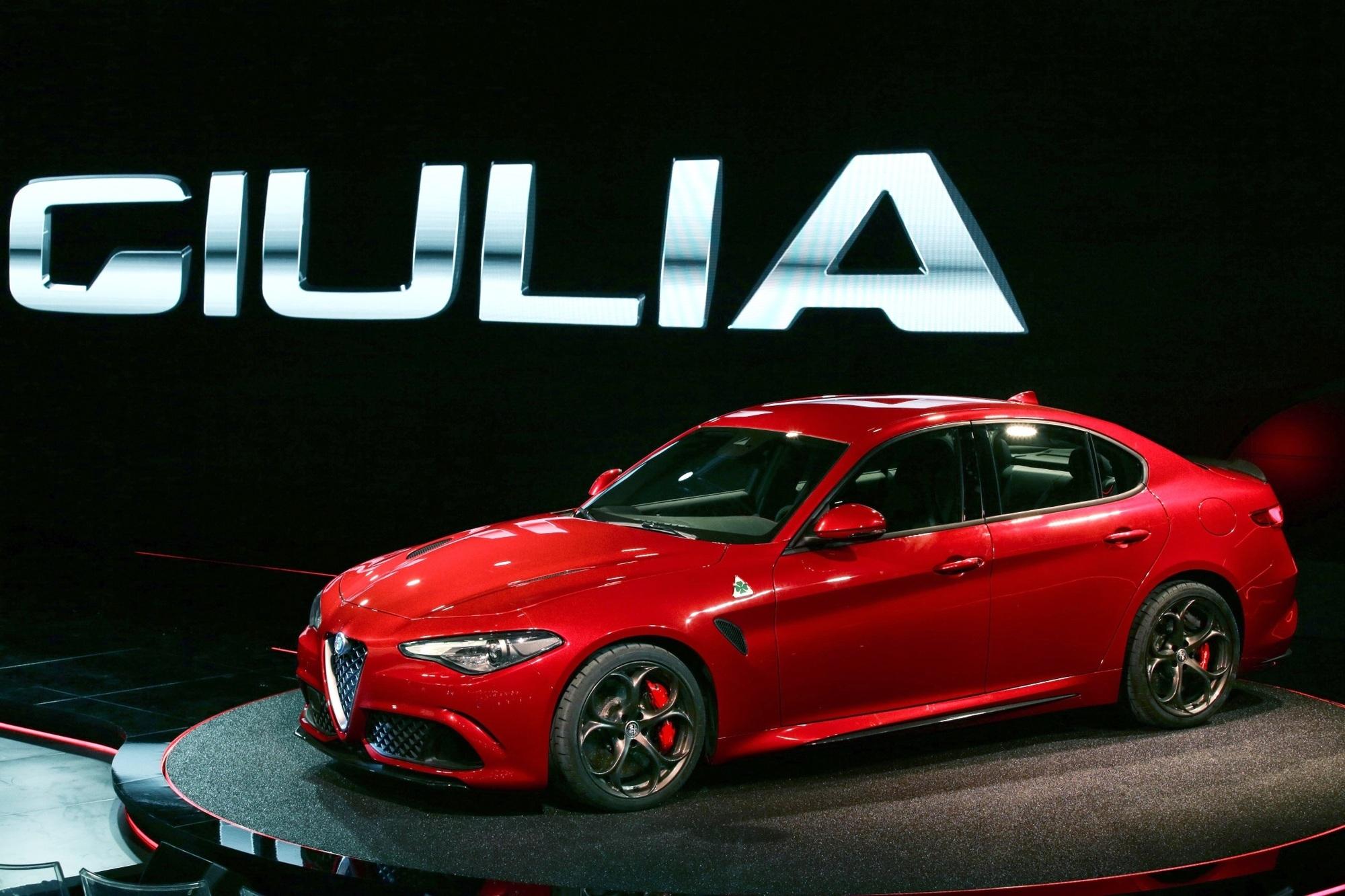 Neues Alfa-Mittelklassemodell - Romeo und Giulia wieder vereint