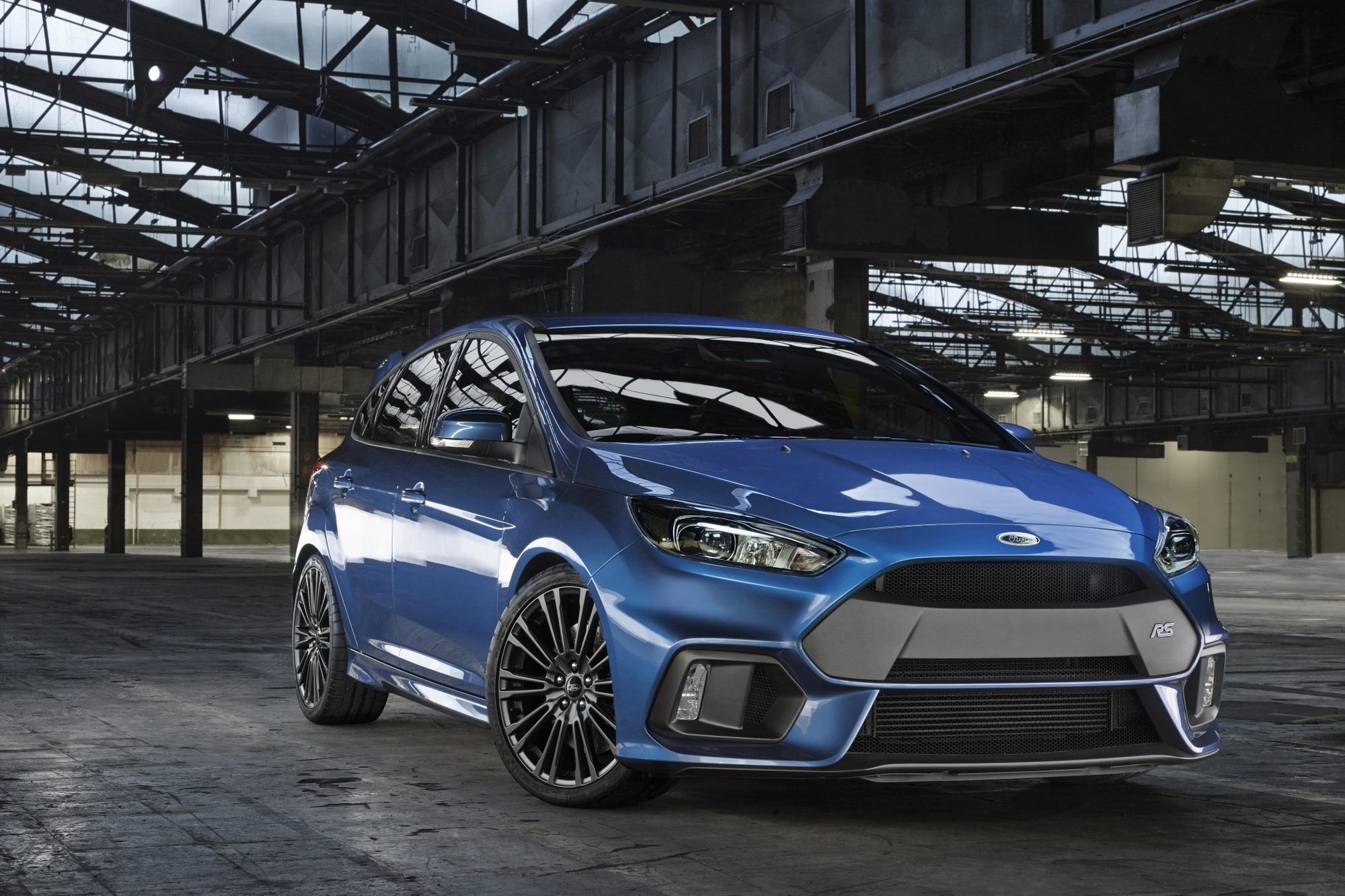 Ford Focus RS - Das 350-Pferde-Gespann