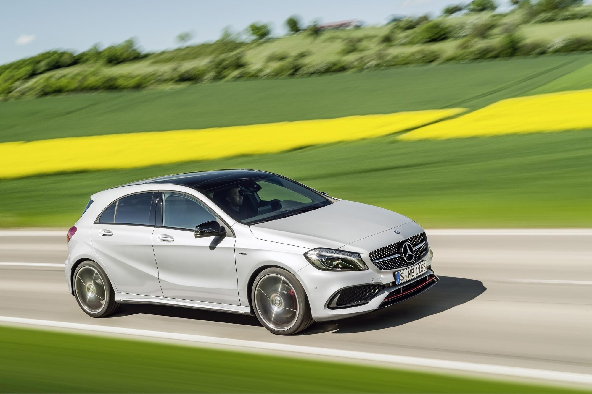 Mercedes renoviert die A-Klasse - Schluss mit Härte