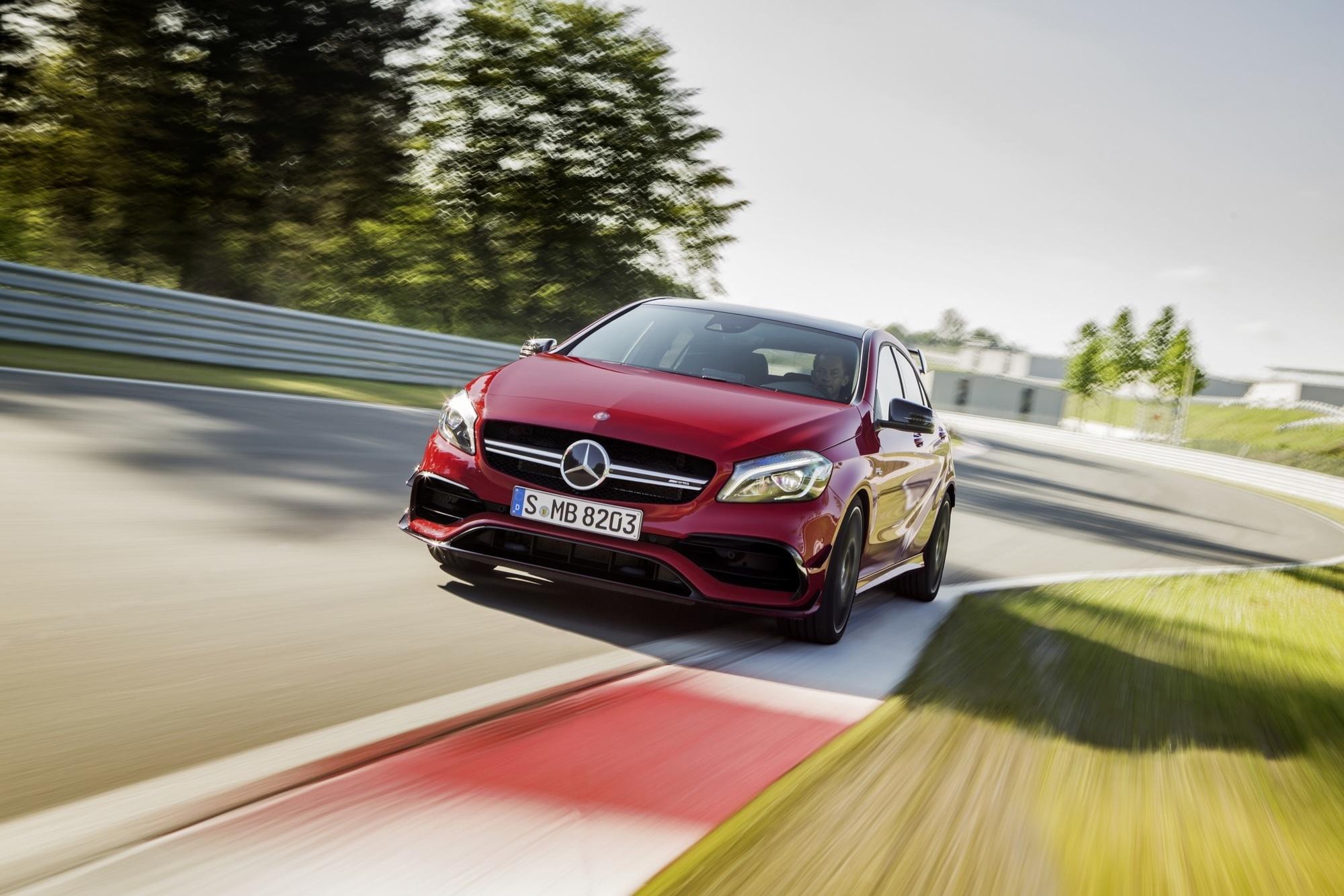 Modellpflege Mercedes-Benz A-Klasse - Geschärfter Klassenprimus