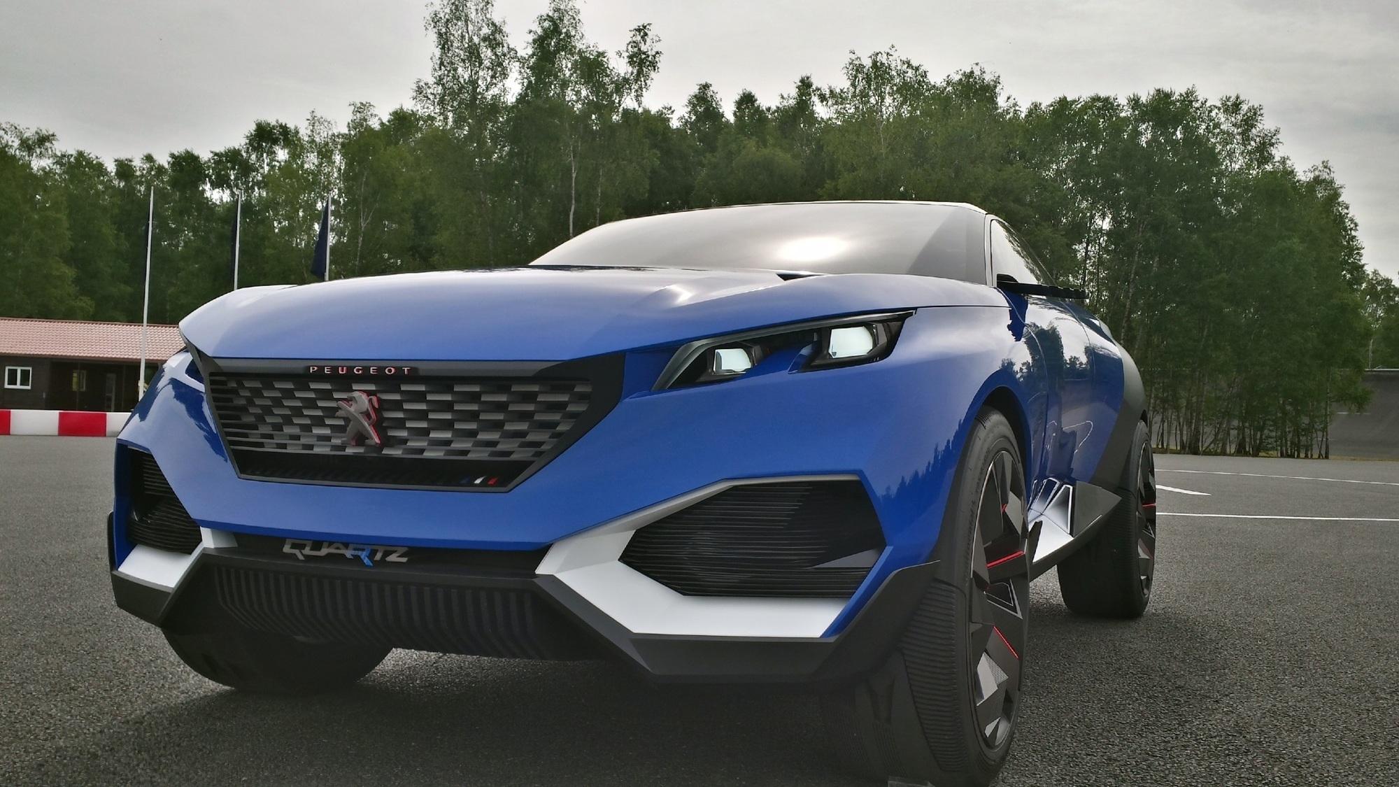 Peugeot-Concept-Cars - Die Strategie hinter der Show
