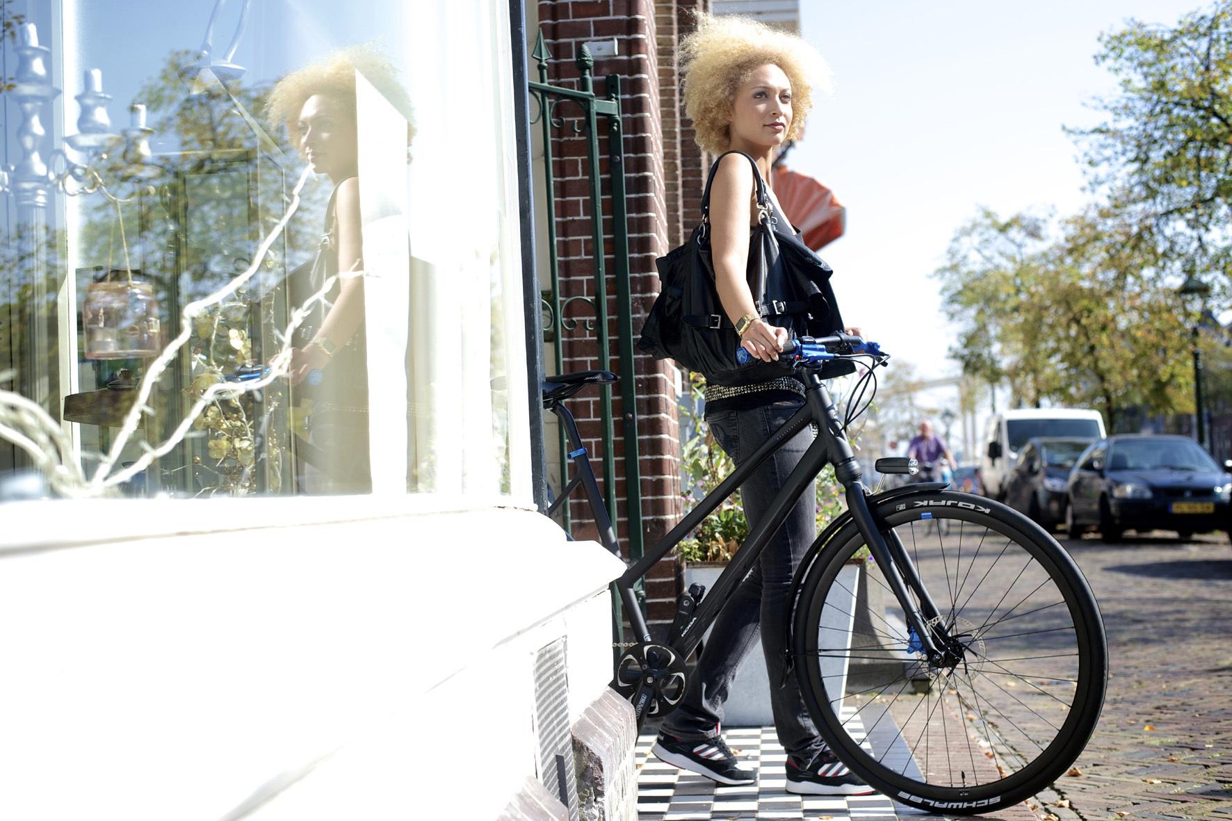 mid Düsseldorf - Spaß, Fitness und frische Luft: Das sind für die meisten deutschen Radfahrer die Hauptgründe, um in die Pedale zu treten.