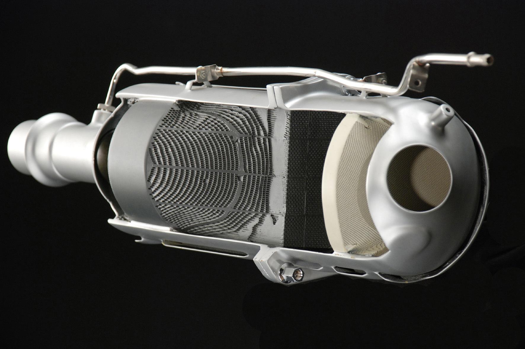 mid Düsseldorf - Im aktuellen Förder-Topf für die Nachrüstung von Partikelfiltern bei Diesel-Pkw ist noch Geld für fast 100.000 bezuschusste Umrüstungen.