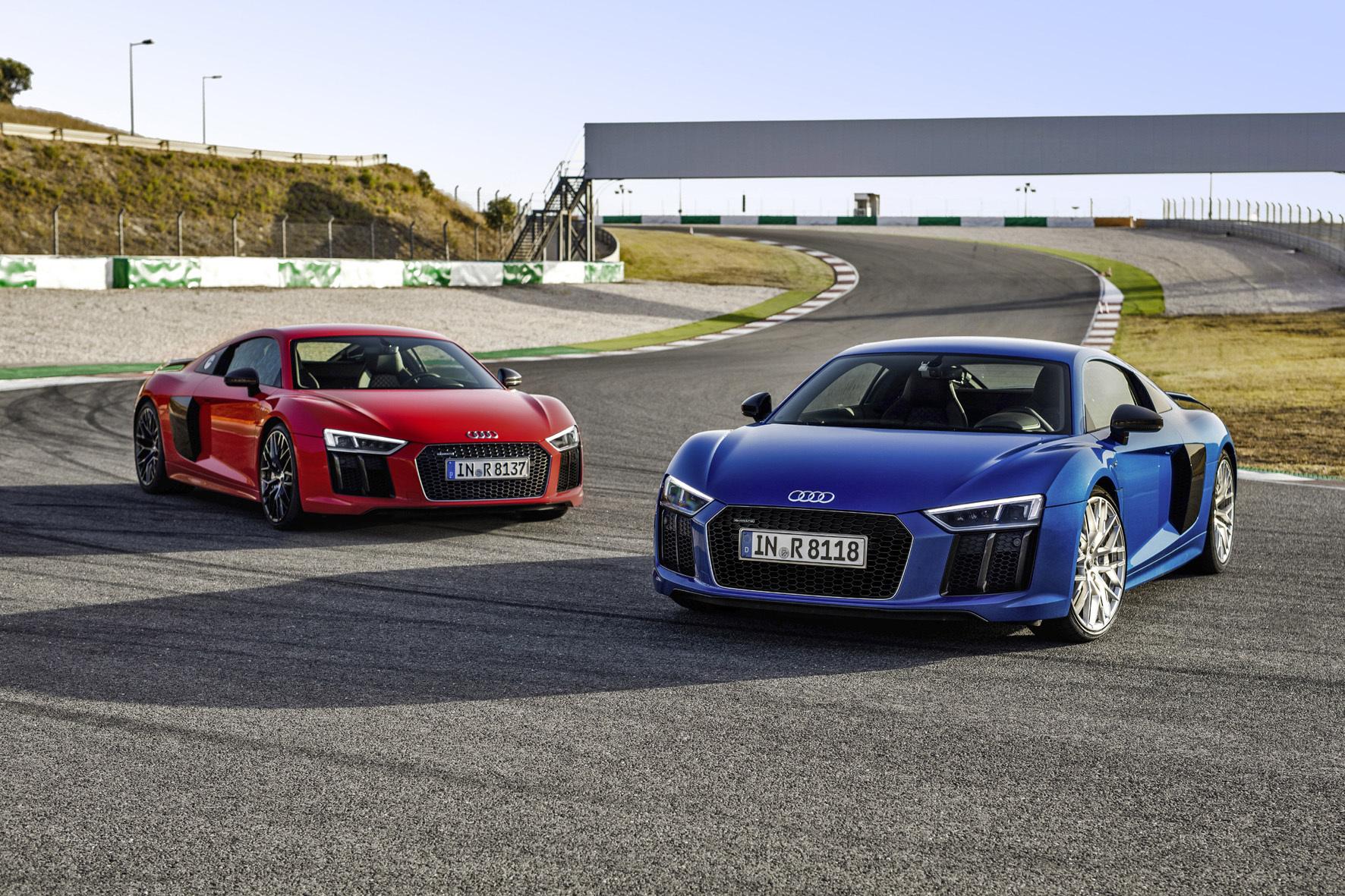 mid Heilbronn - Mit dem neuen R8 geht nun die zweite Generation des Top-Sportlers von Audi an den Start.