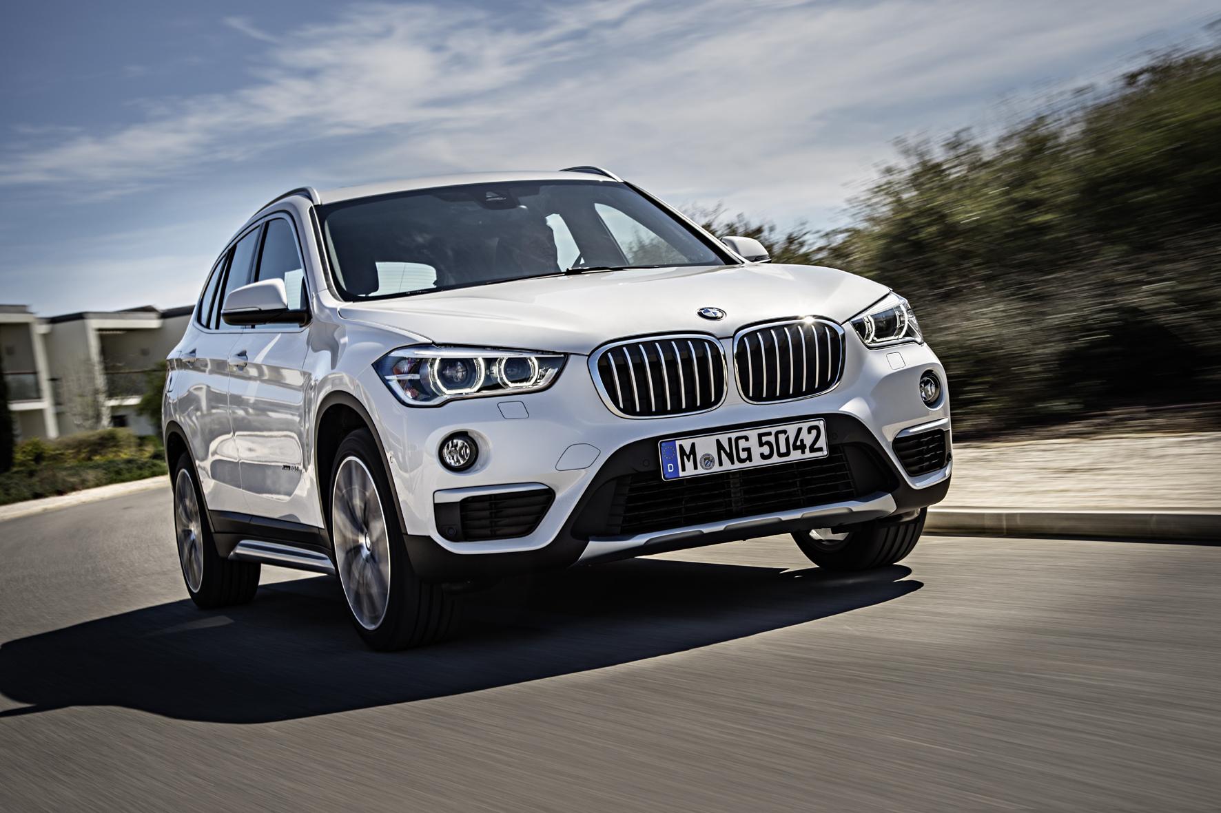 mid Achenkirch/Österreich - Alles neu: Beim neuen X1 setzt BMW auf Frontantrieb, geänderte Proportionen und zum Marktstart ausschließlich auf Vierzylinder-Motoren.