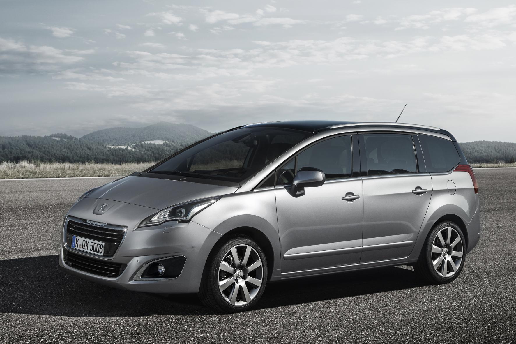 mid Düsseldorf - Auslaufmodell: Peugeot will den Familien-Van 5008 durch ein großes SUV ersetzten.