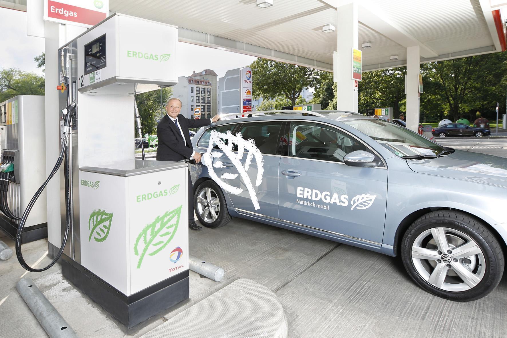 mid Düsseldorf - An der Tankstelle haben Fahrer von Ergas-Autos gut lachen. Die Preise liegen deutlich unter denen von Benzin und Diesel.