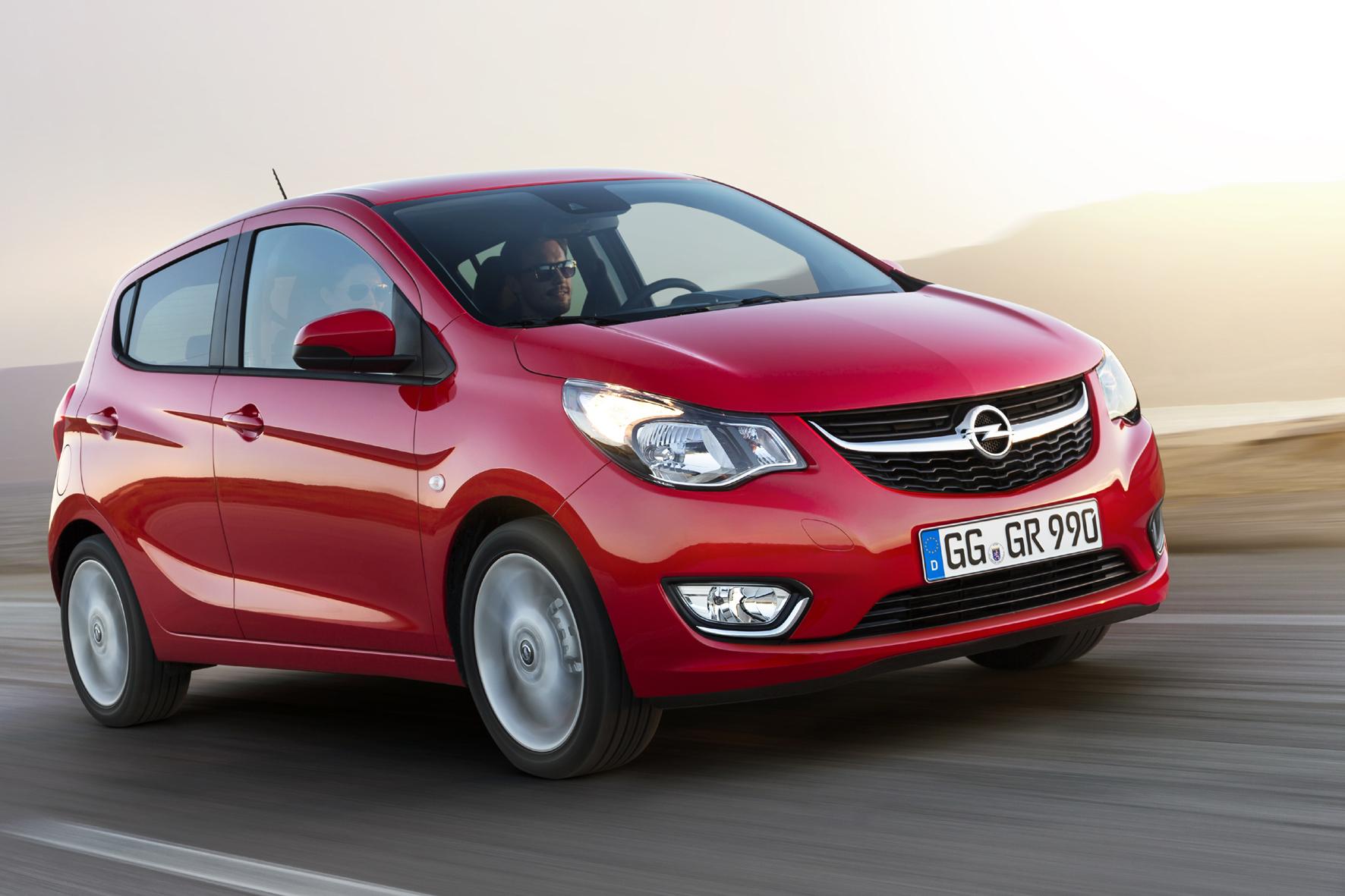 mid Rüsselsheim - Das neue Opel-Einstiegsmodell Karl ist ab sofort mit Start/Stop-System und serienmäßigem Eco-Paket bestellbar.