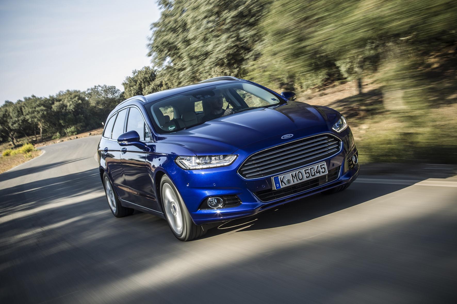 mid Köln - Ford ist dem Umwelt-Diesel auf der Spur: Der Autobauer ist führender Partner eines entsprechenden Projekts und setzt die alternativen Energieträger in Forschungsfahrzeugen auf der Basis des Mittelklasse-Autos Mondeo (Foto) ein.