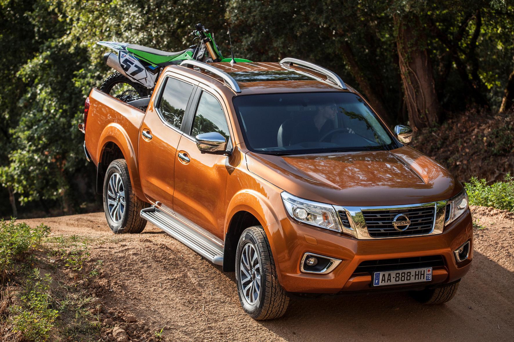 mid Mallorca - Arbeitstier im schicken Gewand: Der Nissan Navaran orientiert sich optisch und in Sachen Komfort deutlich an den Pkw-Modellen der Marke.