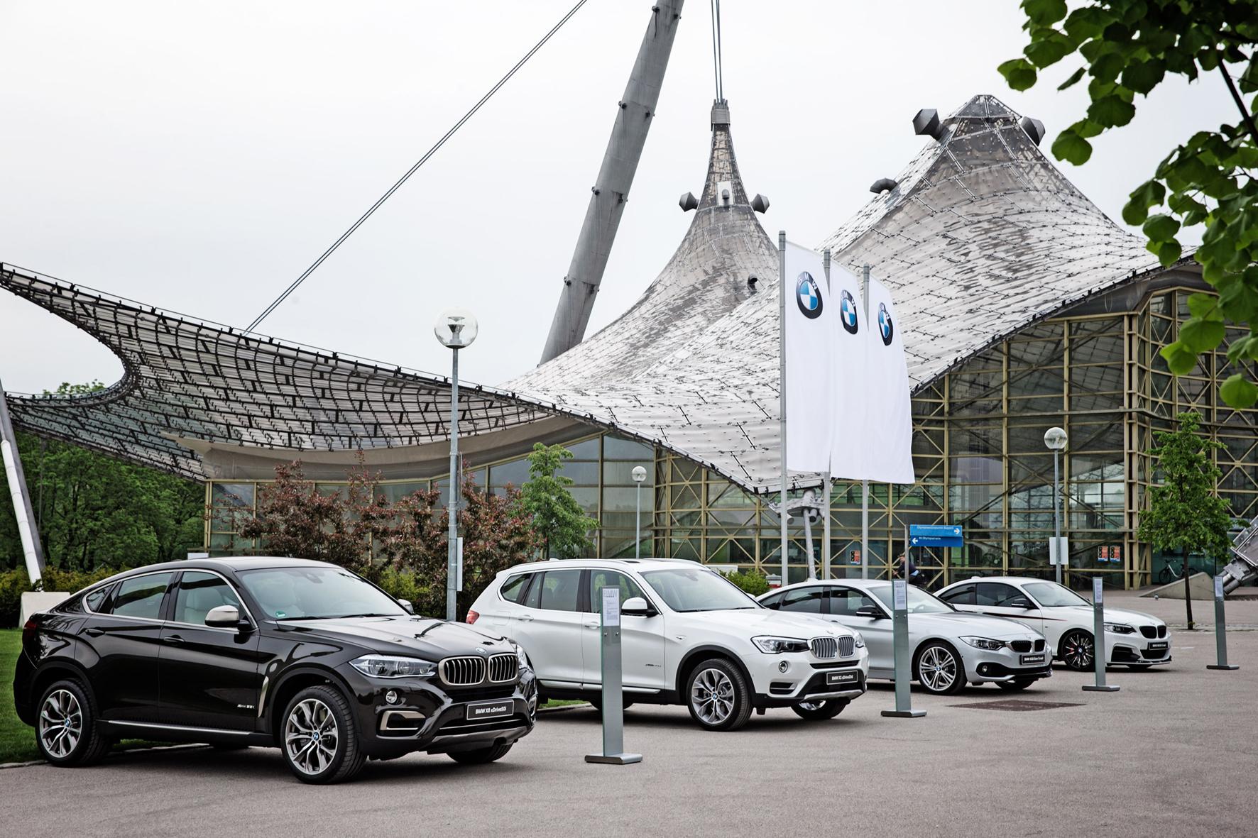 mid Düsseldorf - Münchner fahren BMW: Die Marke hat in der bayerischen Landeshauptstadt von allen Autoherstellern die größte Verbreitung.